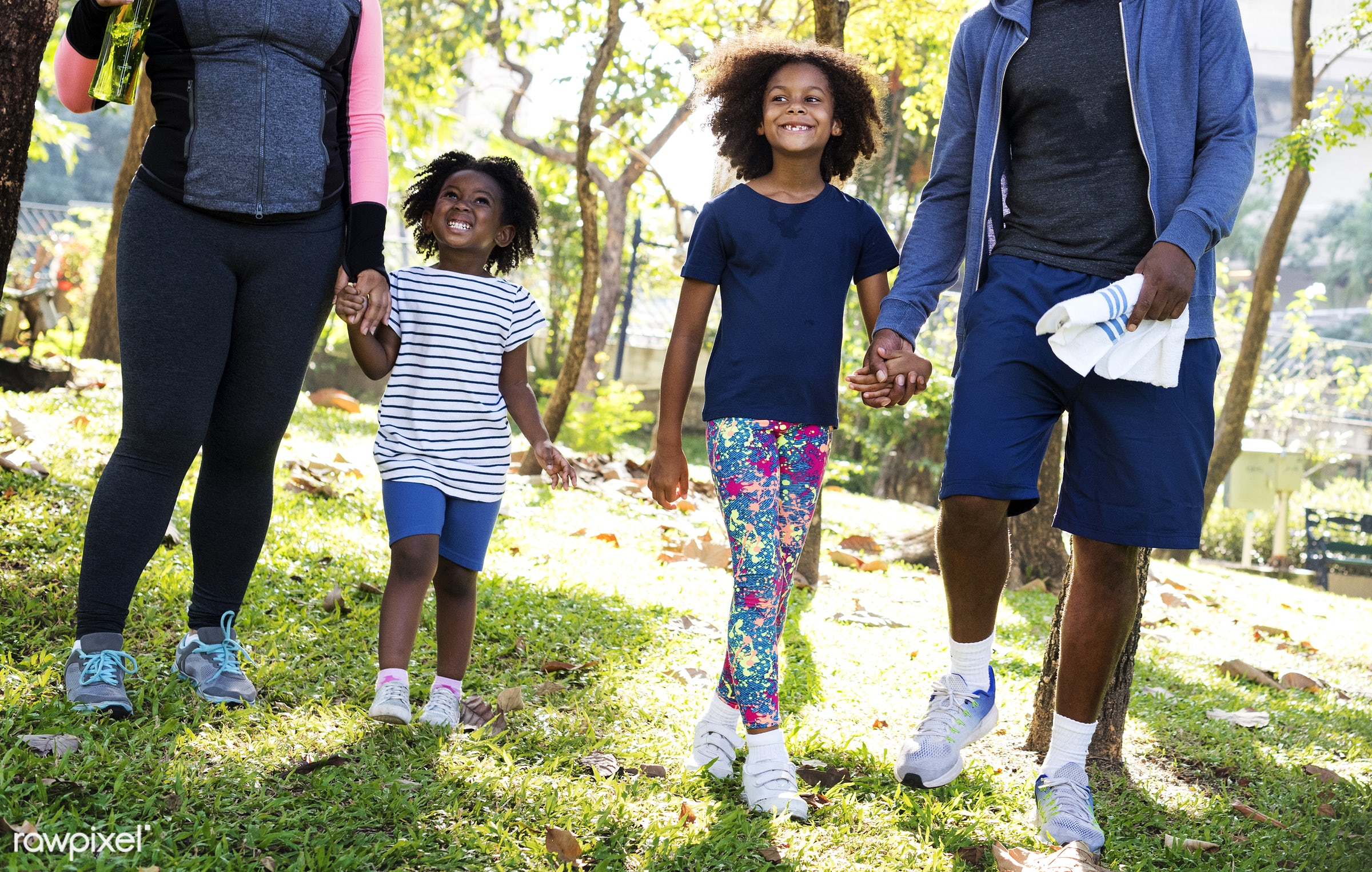 parents, african, land, daughter, exercise, recreation, father, related, sister, love, nature, green area, family, wellness...