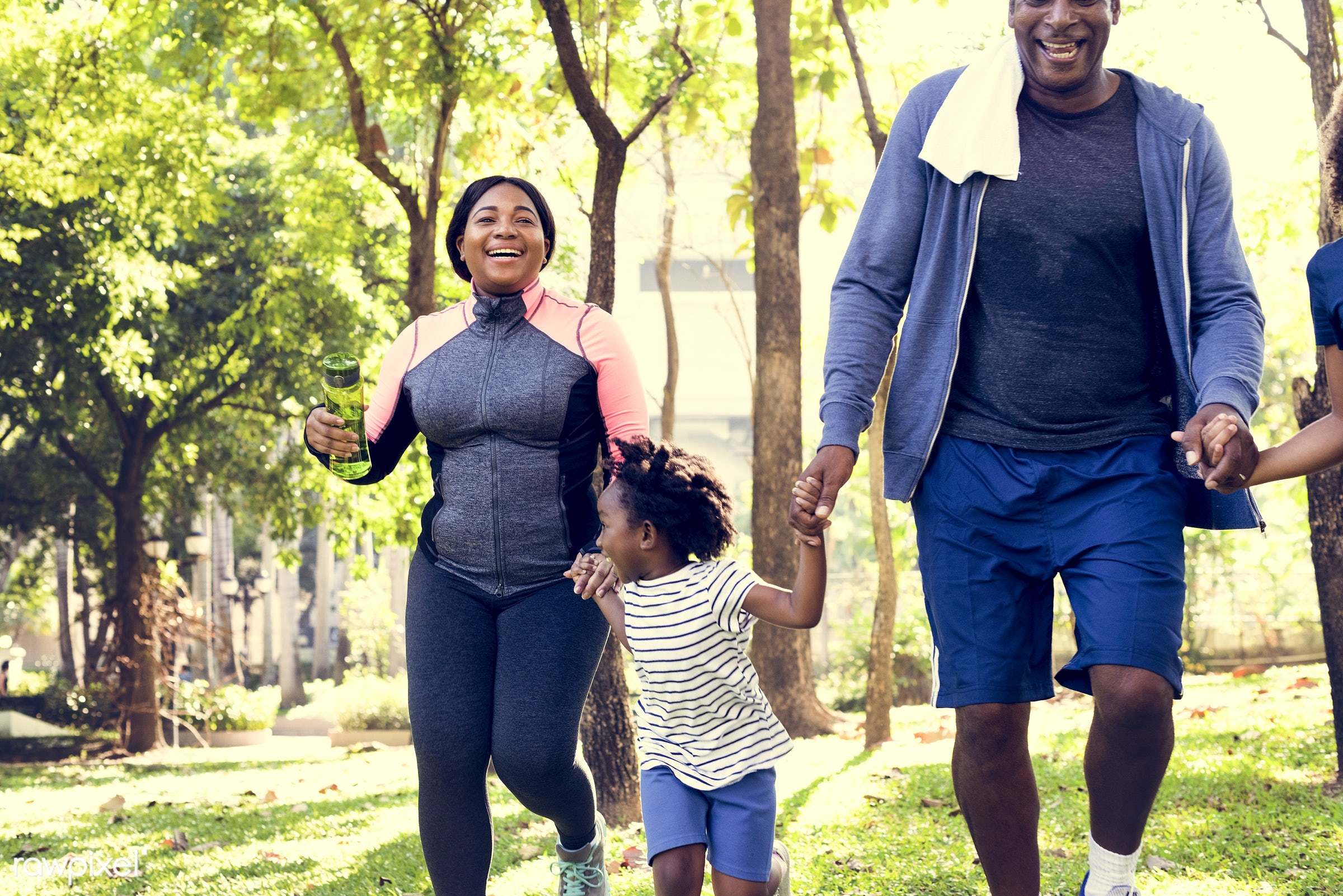 parents, african, daughter, land, exercise, recreation, related, father, love, sister, nature, green area, family, wellness...