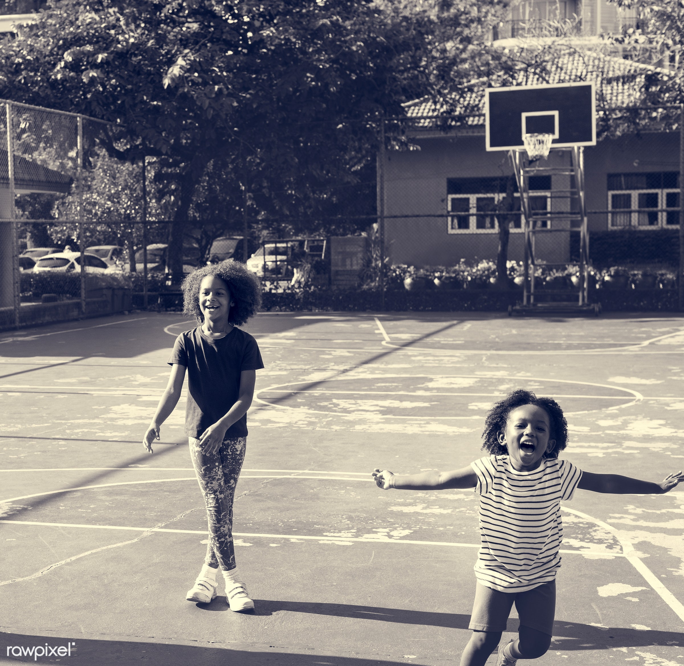 basketball, athletics, african, player, street, exercise, court, recreation, sister, arena, family, activity, athlete, ball...
