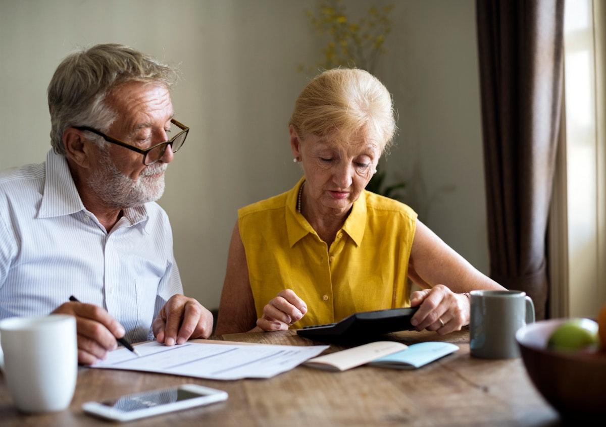 Senior Couple Insurance Appication Form