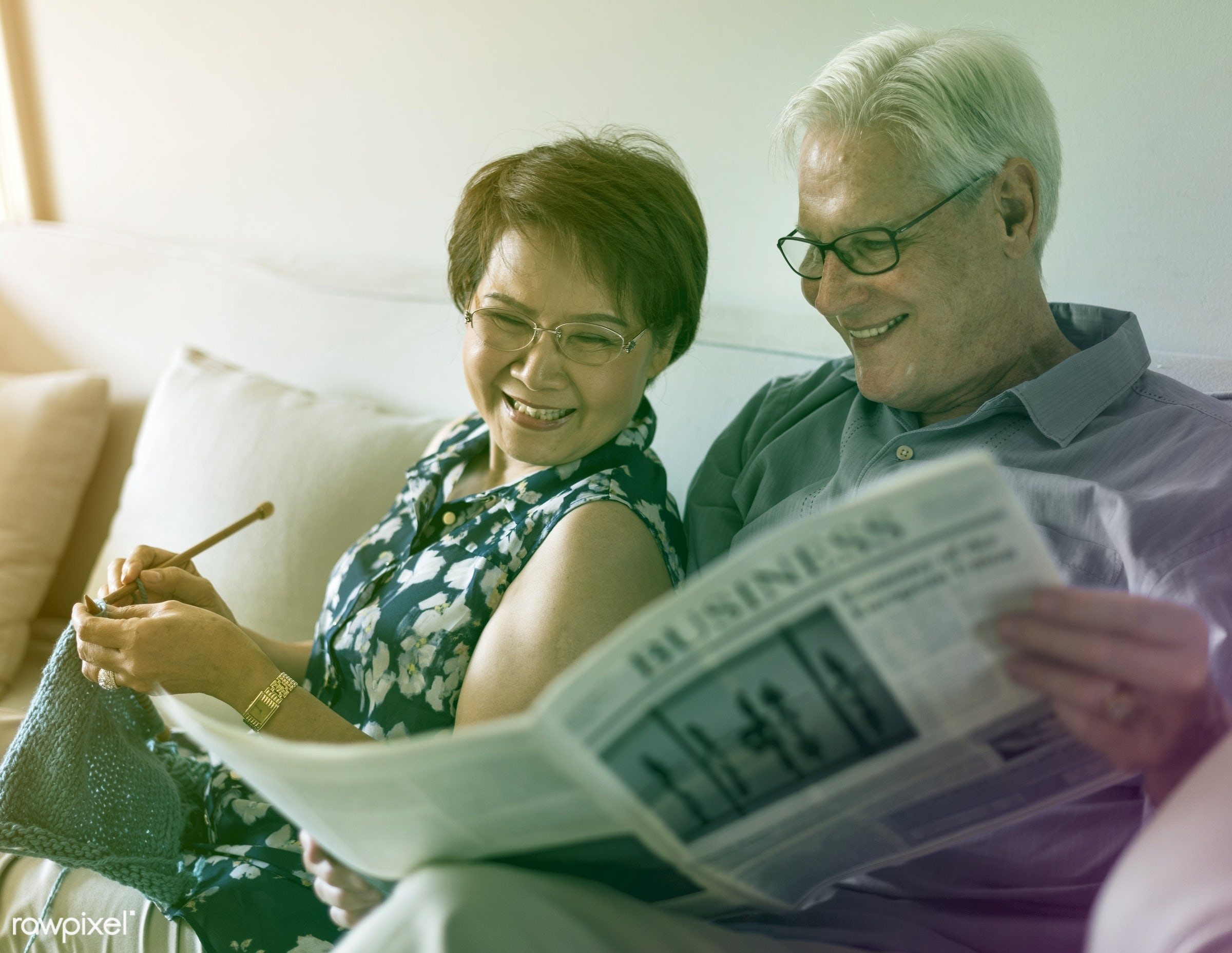 expression, person, reading, relax, faded, vibrant, daily life, people, together, love, retirement, blend, lifestyle,...