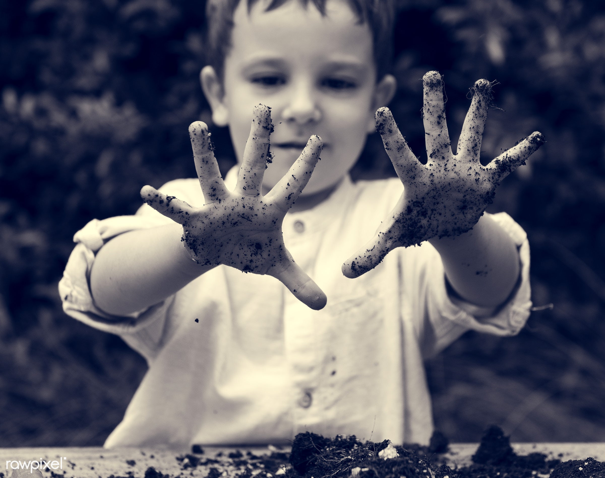 playful, little, children, cute, positivity, kid, child, cheeky, happy, pottery, dirty, smile, positive, dirt, smiling,...
