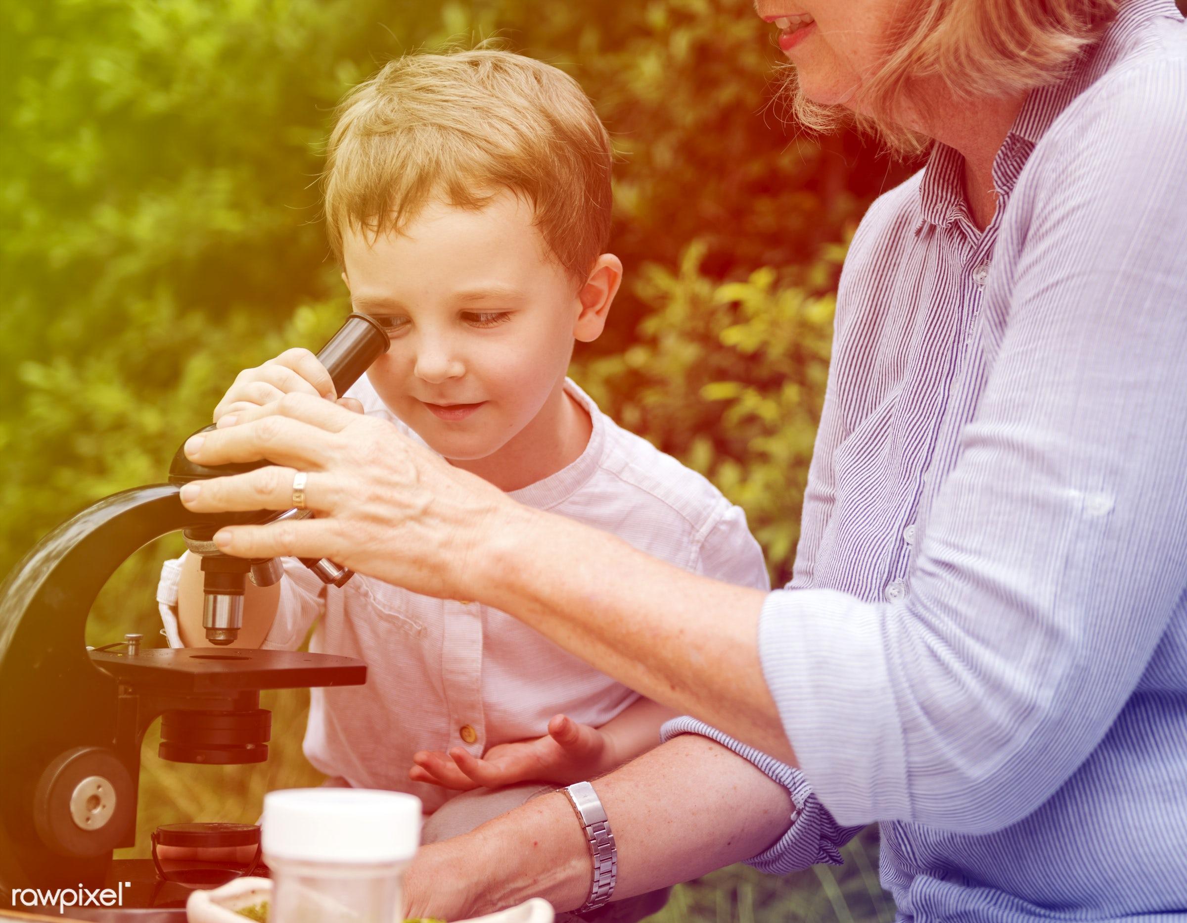 plant, positivity, science, microscope, kid, child, life, micro, lomo, lifestyle, experiment, pottery, smile, positive,...