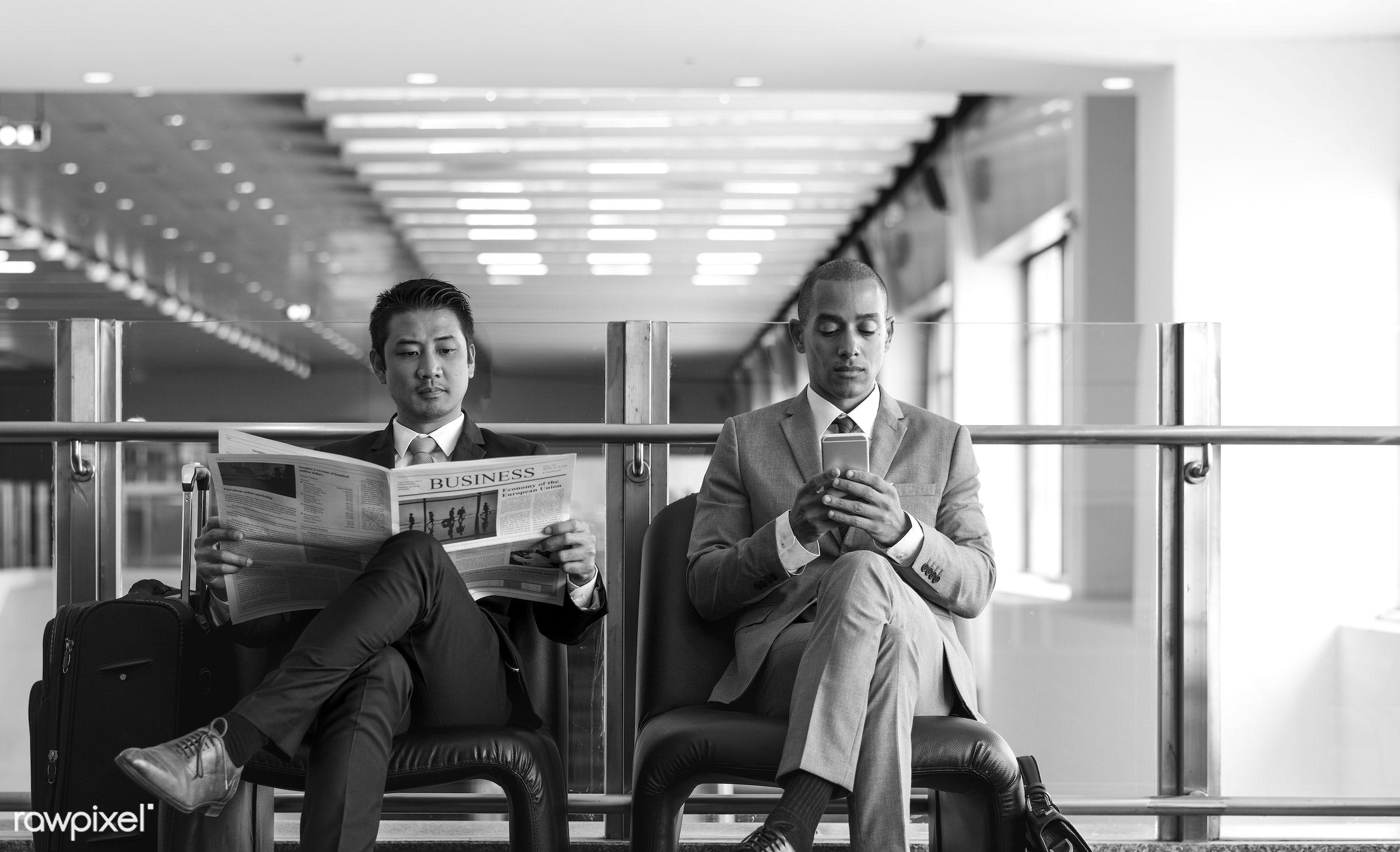adult, break, business, businessman, businessmen, candid, cellphone, chairs, collaboration, colleague, communication,...