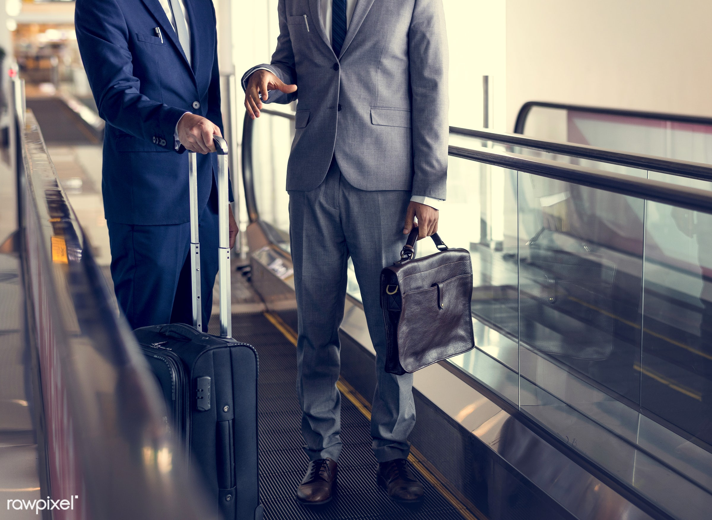business trip, baggage, person, suit and tie, manager, diverse, white collar worker, luggage, travel, people, business,...