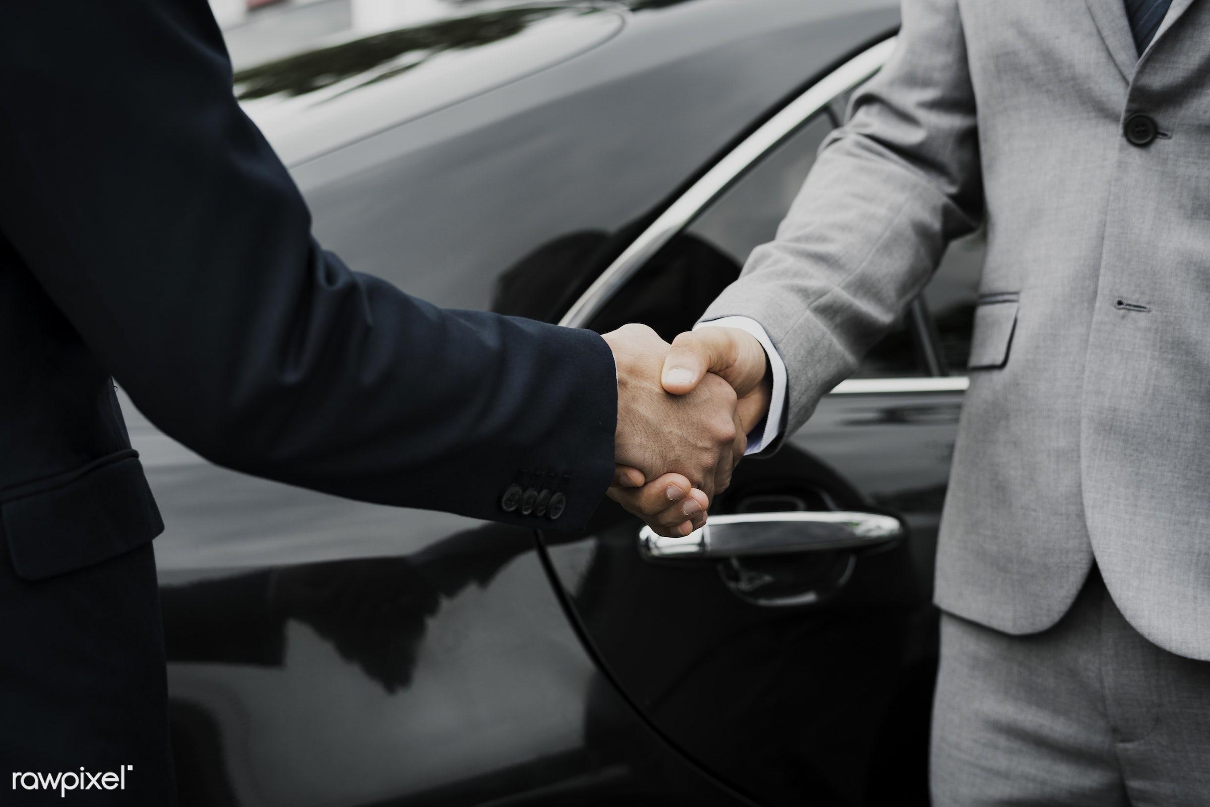 car, handshake, deal, man, businessman, adult, agreement, asian, business, business agreement, business deal, business men,...