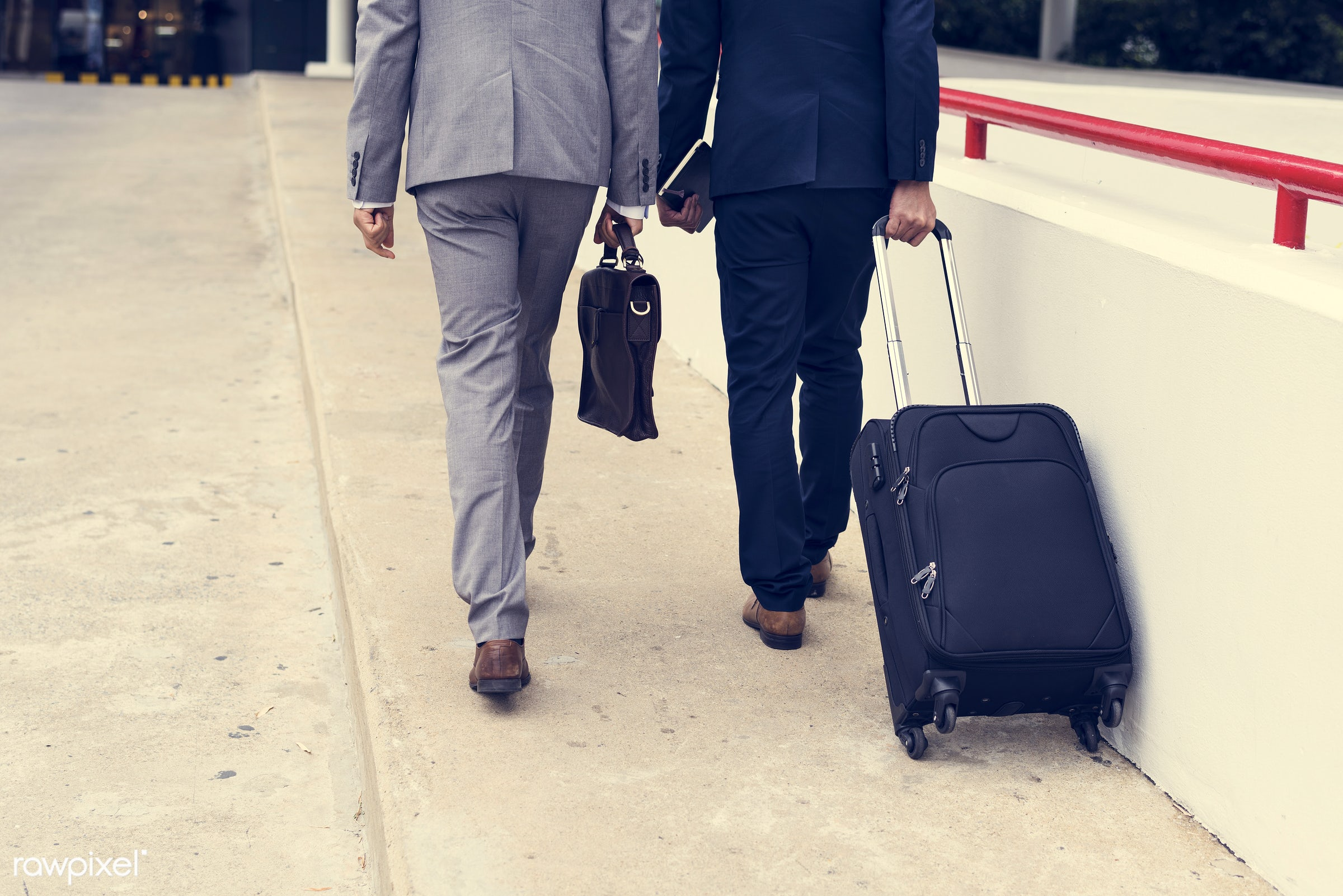 business trip, expression, face, person, suit and tie, manager, diverse, white collar worker, luggage, travel, people,...