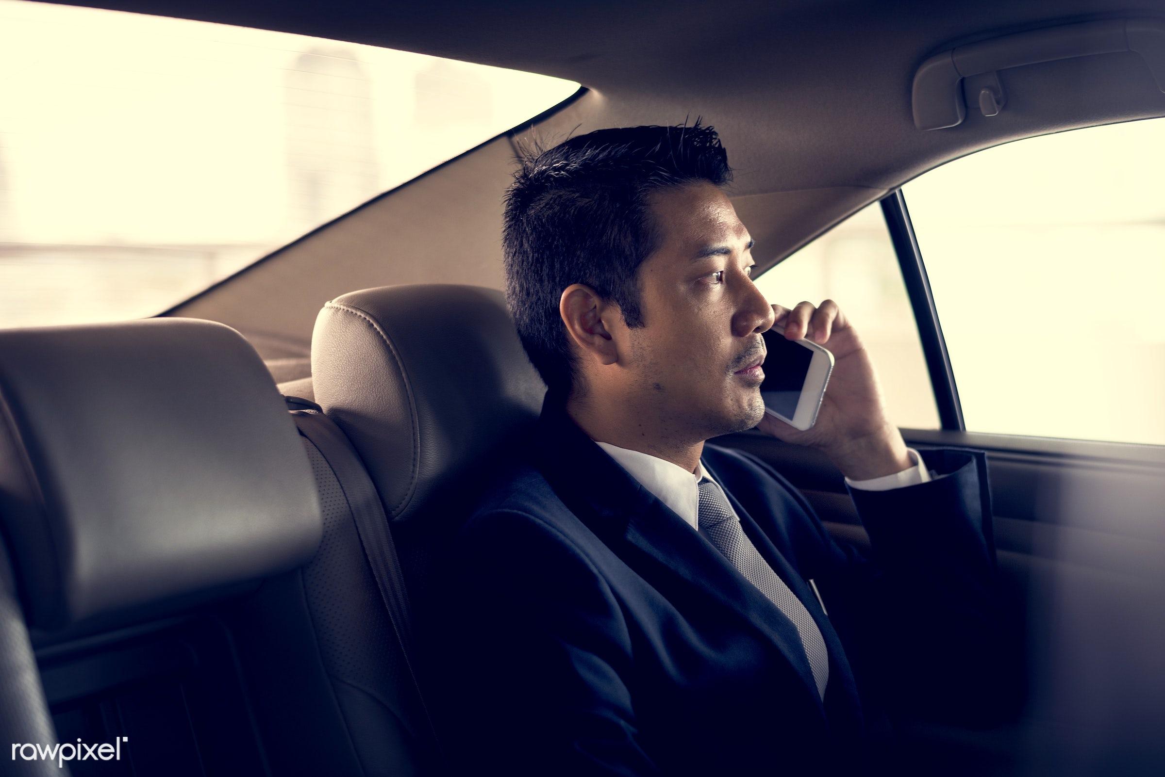 adult, business, businessman, businessmen, call, candid, car, cellphone, communication, corporate, device, digital device,...