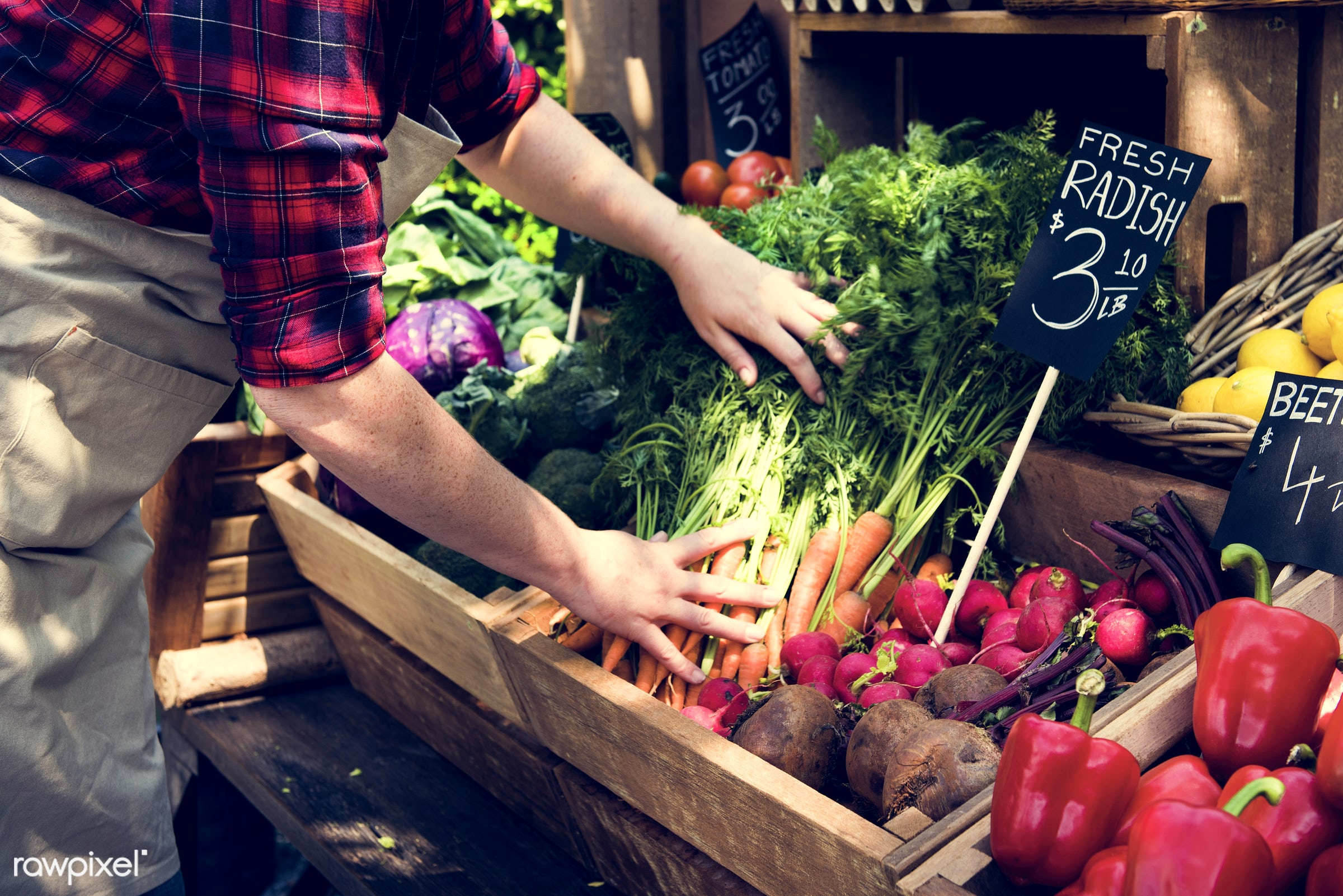 grocery, shop, carrot, nutritious, store, bell pepper, farmer, fresh, healthy eating, marketplace, fruit, agriculture,...