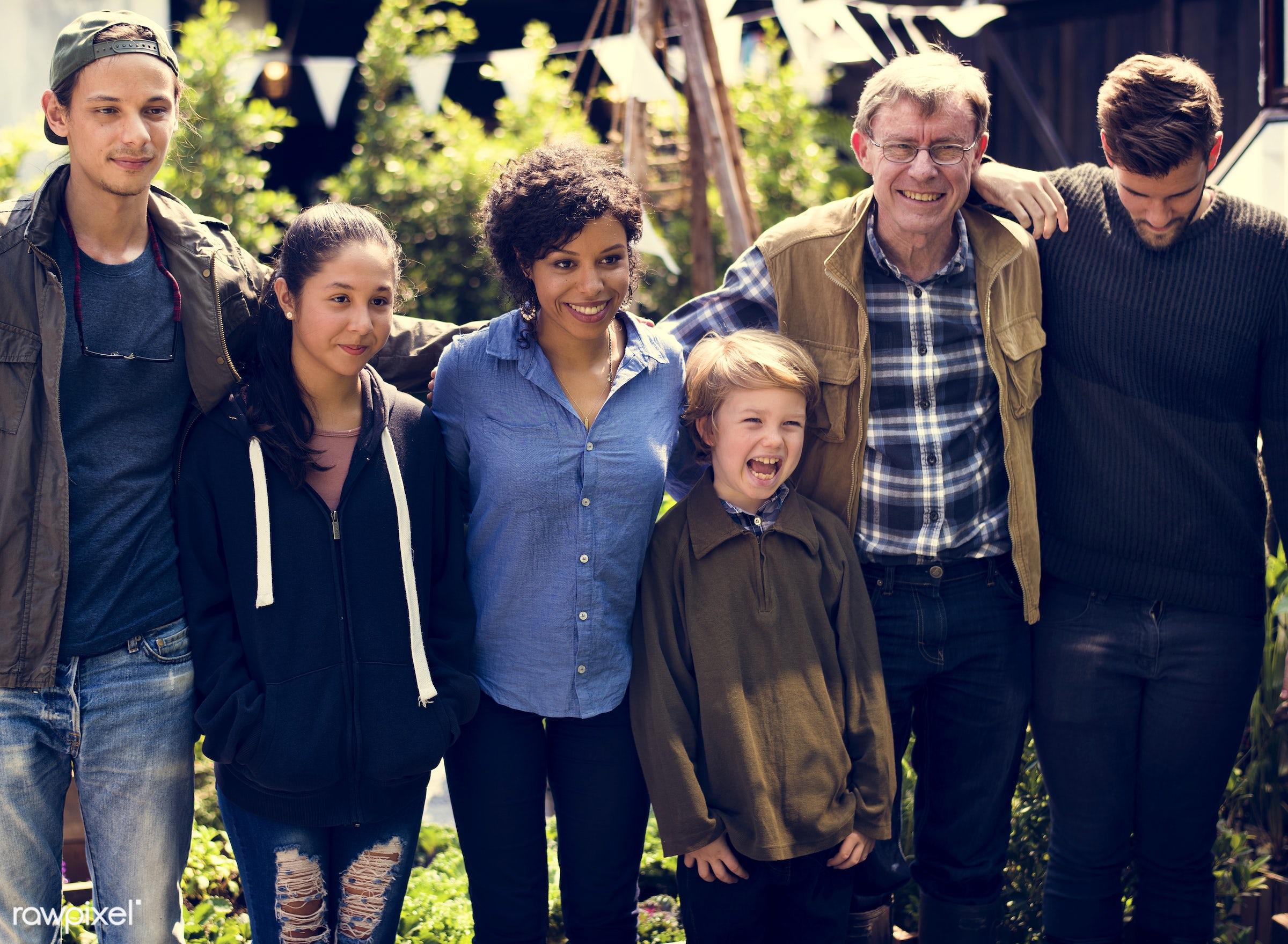 person, little, people, together, crop, kid, teamwork, retirement, friends, farmer, nature, woman, friendship, cheerful,...