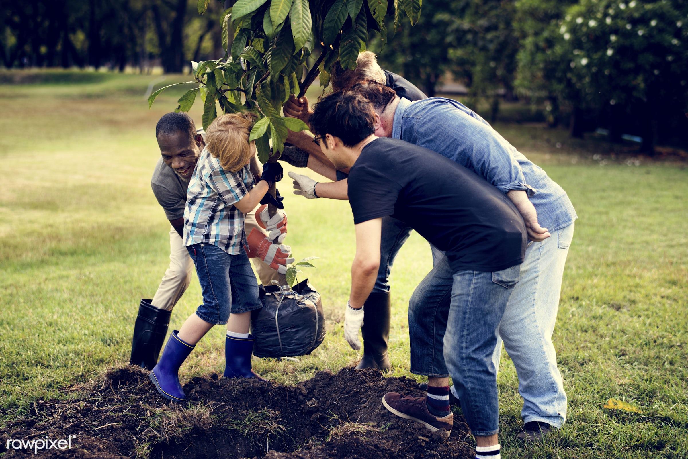 countryside, diverse, greenhouse, neighbor, botanical, plantation, people, friends, tree, nature, woman, lifestyle,...