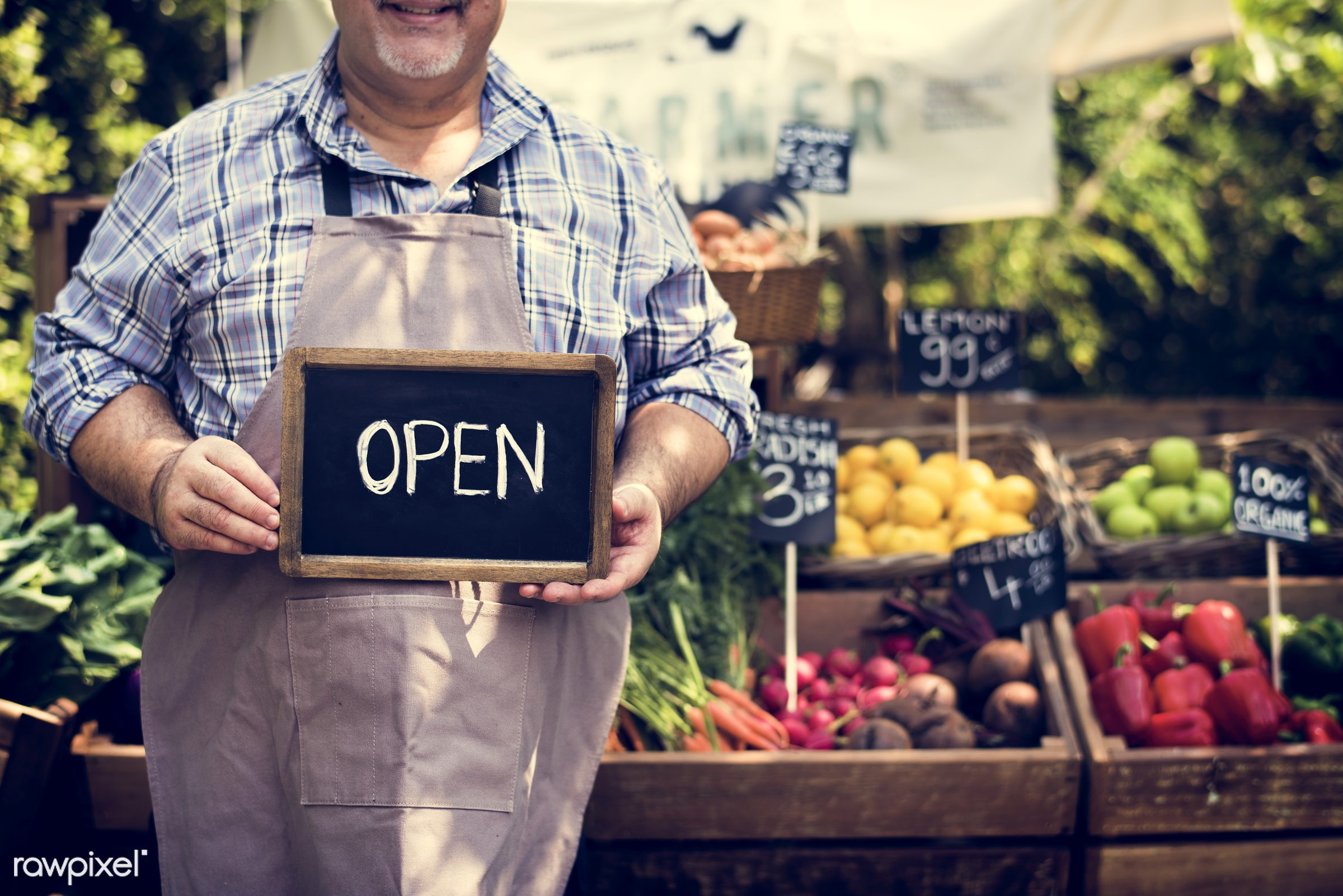 grocery, shop, carrot, store, nutritious, holding, bell pepper, egg, open, farmer, fresh, healthy eating, marketplace,...