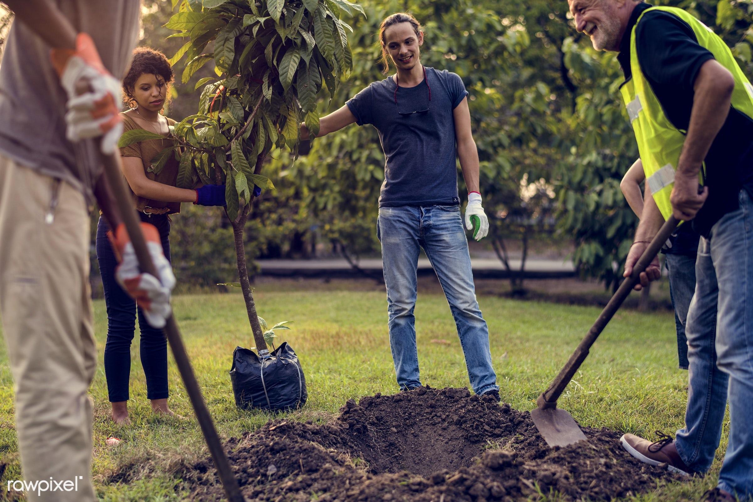 countryside, diverse, greenhouse, neighbor, botanical, people, plantation, friends, tree, nature, woman, lifestyle,...