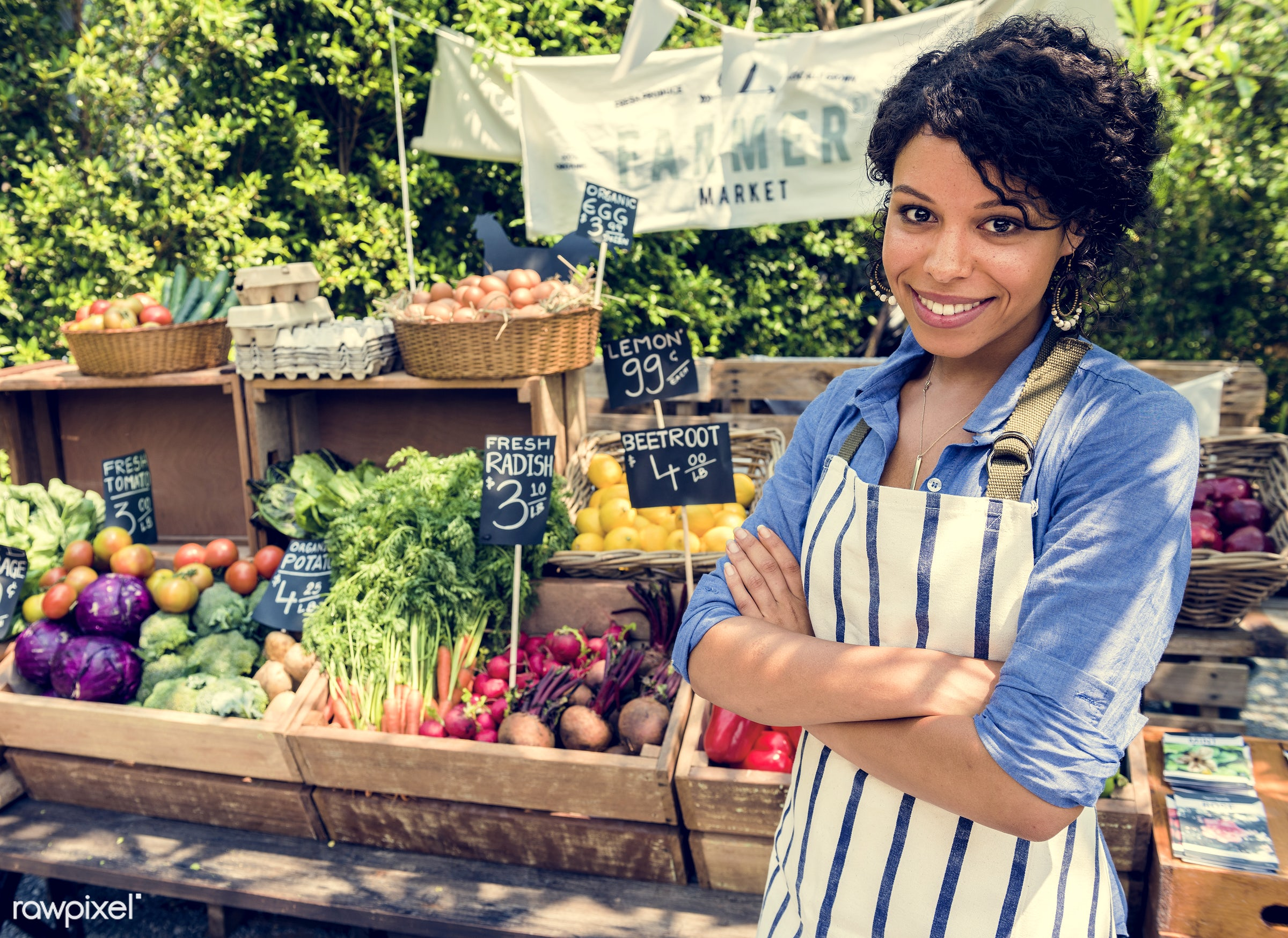 grocery, person, stall, store, people, woman, lifestyle, smiling, fruit, selling, health, nutrition, market, gardener, food...