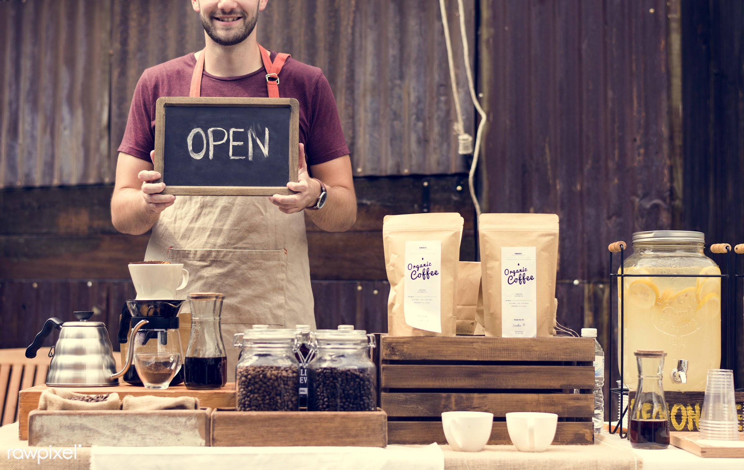 shop, store, stall, drinking, diverse, bonding, homemade, party, people, friends, smiling, wine, coffee, season, fun, health...
