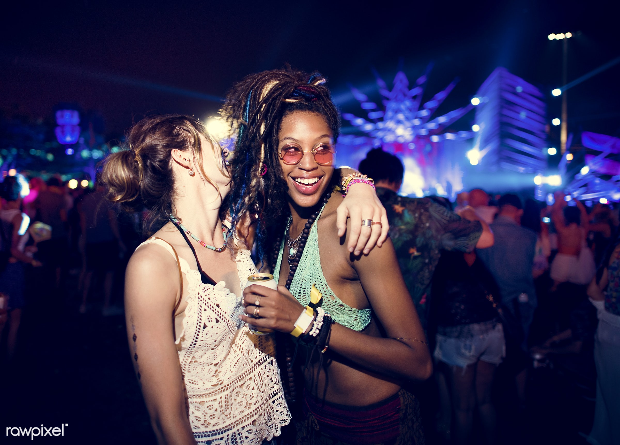 concert, person, drinking, party, people, together, beer, friends, woman, event, lifestyle, drink, friendship, weekend, hold...
