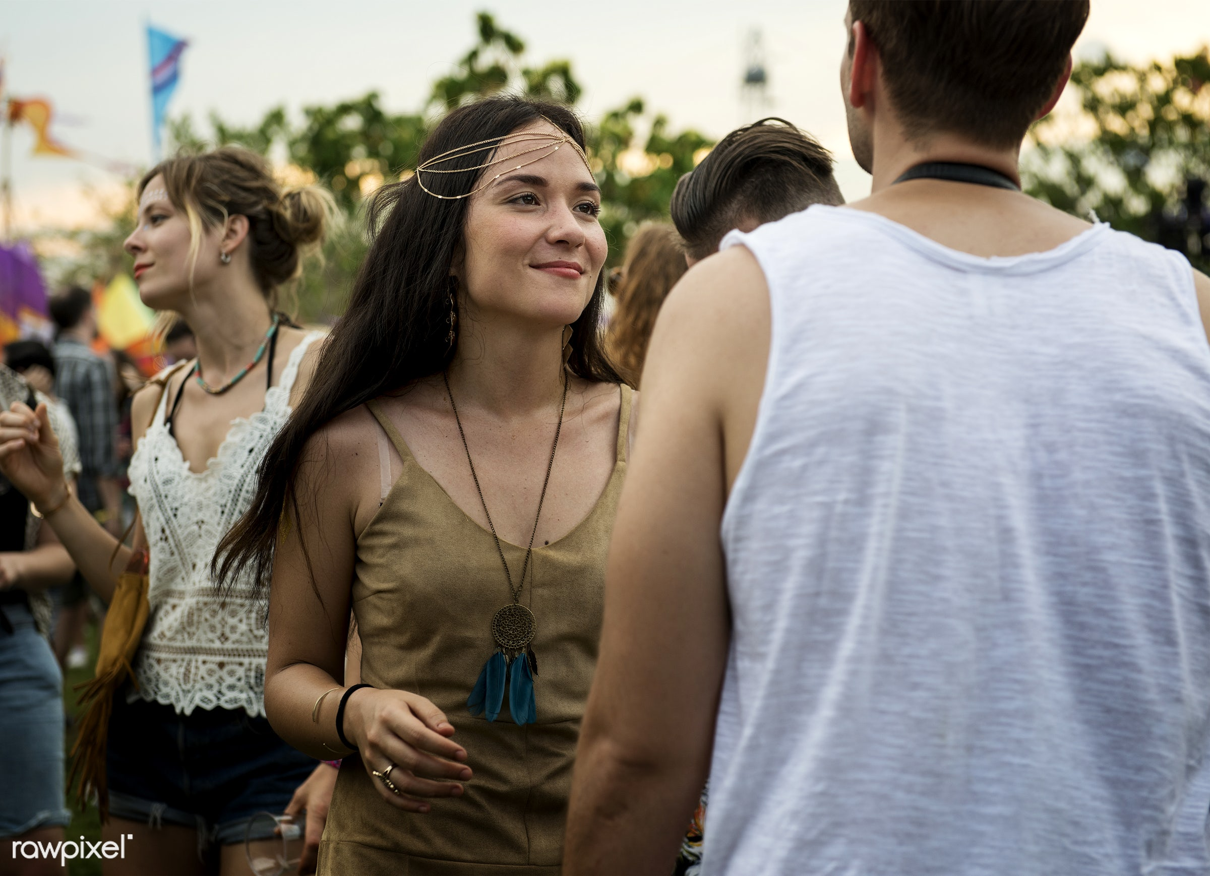 concert, person, relax, carefree, party, people, friends, socializing, hands, event, lifestyle, su, friendship, festival,...