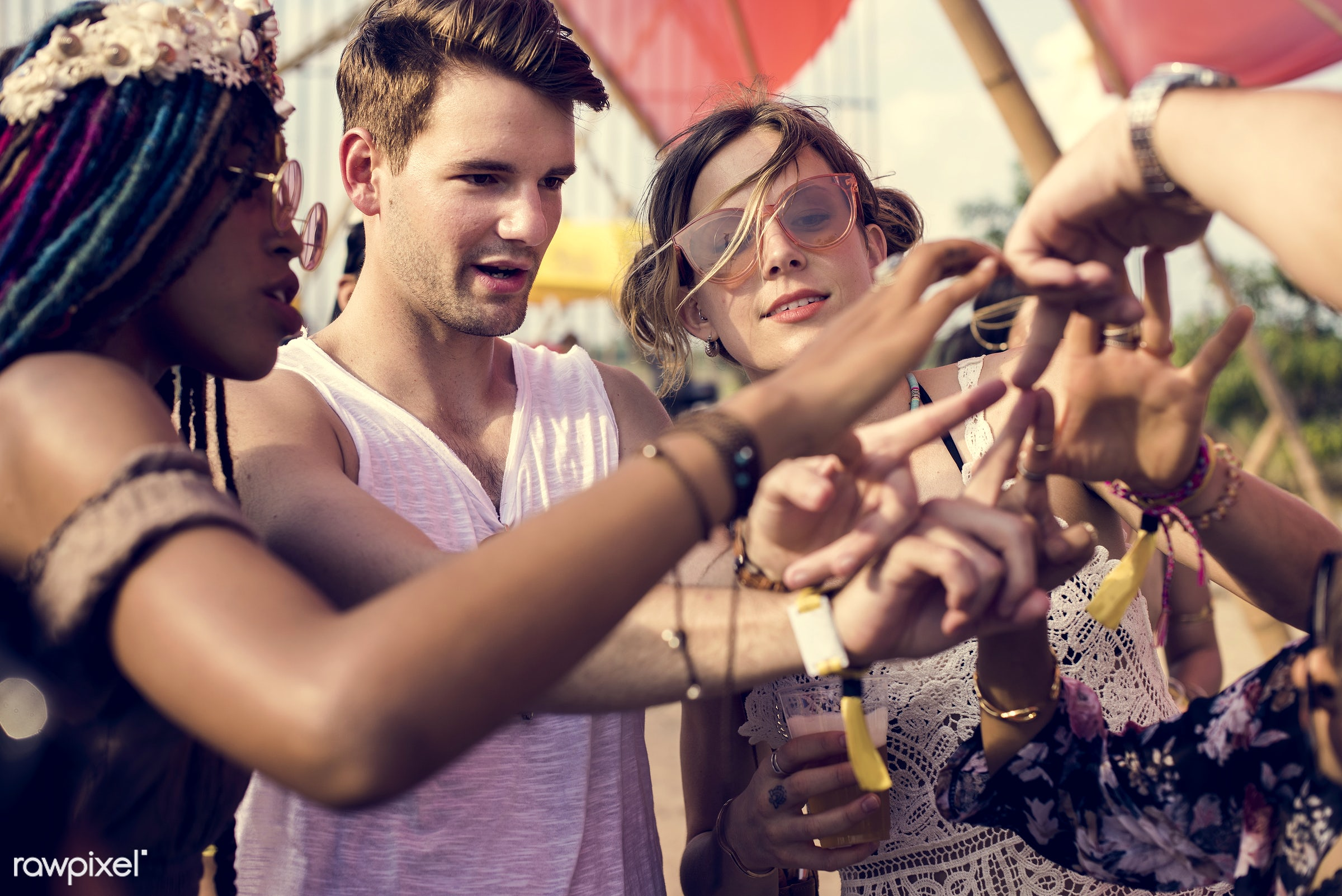 activity, adults, best friends, bonding, buddy, concert, crowd, diversity, enjoying, enjoyment, event, festival, festive,...