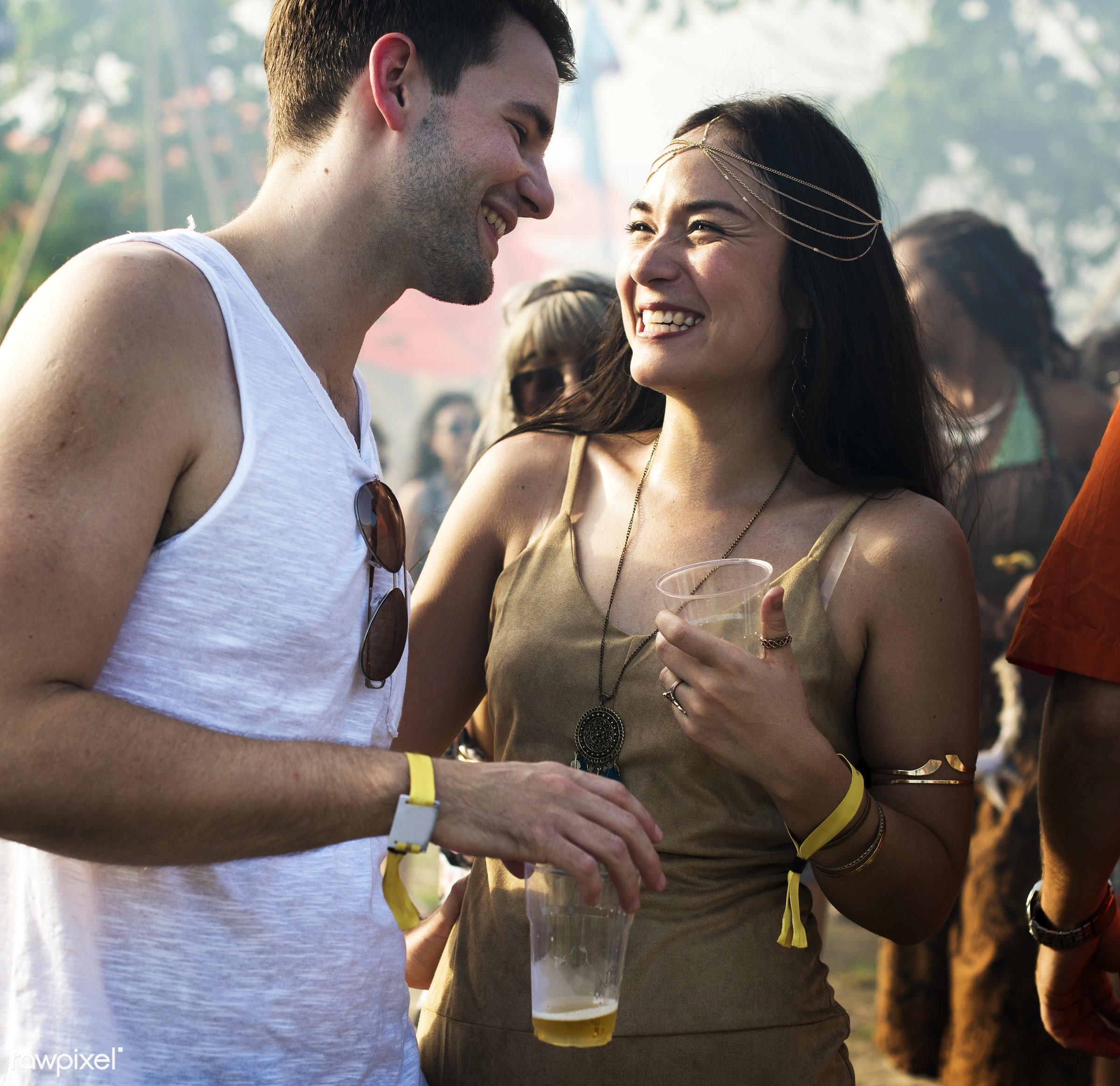 concert, person, drinking, carefree, party, people, together, beer, socializing, hands, event, woman, celebrating, lifestyle...