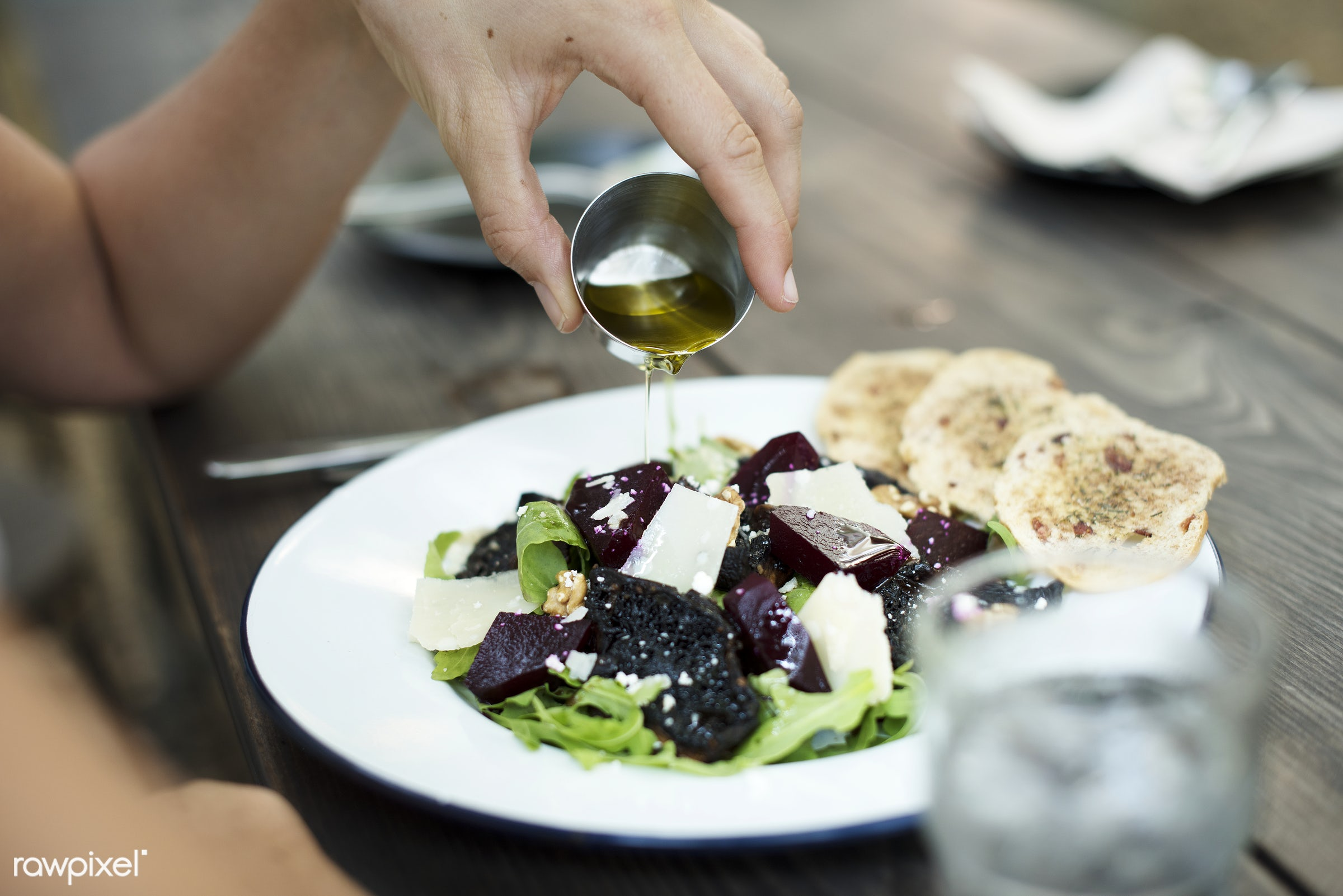 restaurant, oil, food, eating, vegetable, appetizer, cafe, cc0, creative common 0, creative commons 0, cuisine, culinary,...