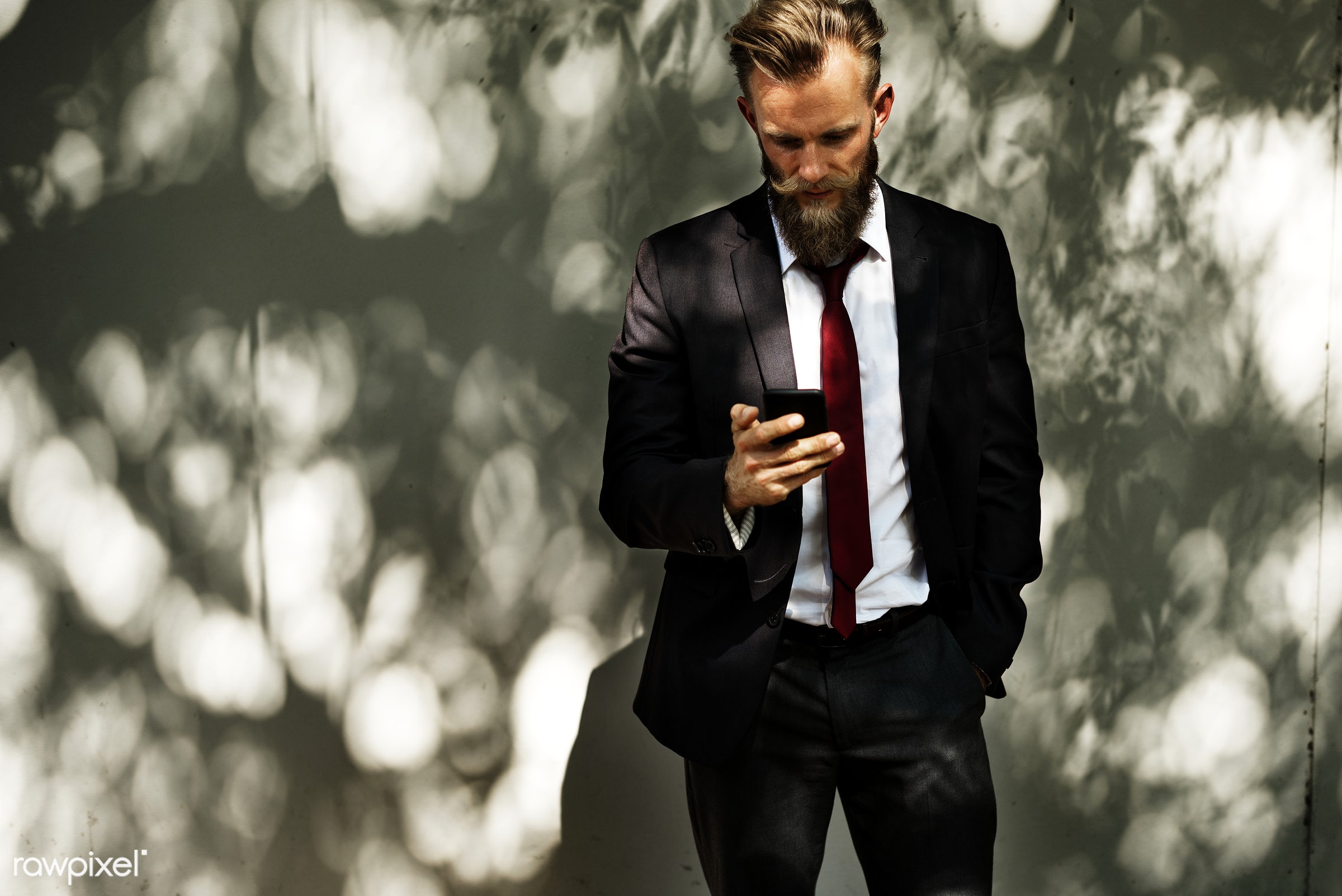 man, suit, beard, business, cc0, connection, corporate, creative common 0, creative commons 0, interaction, internet, mobile...