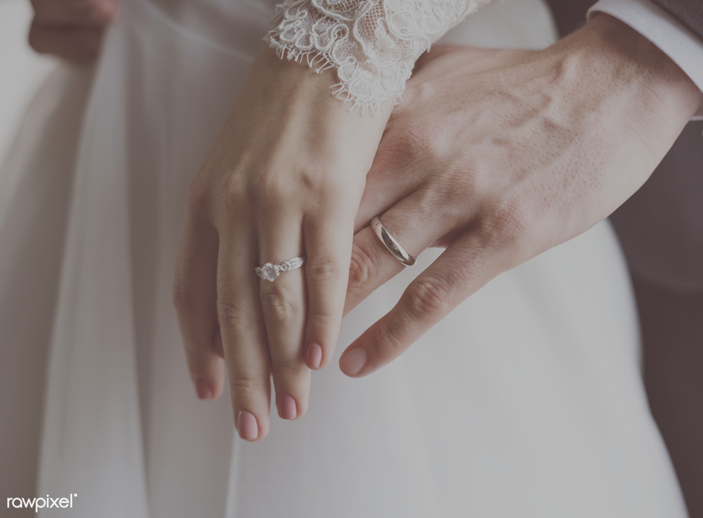person, show, husband, people, together, love, married, hands, woman, showing, men, bride, man, ring, elegance, happiness,...