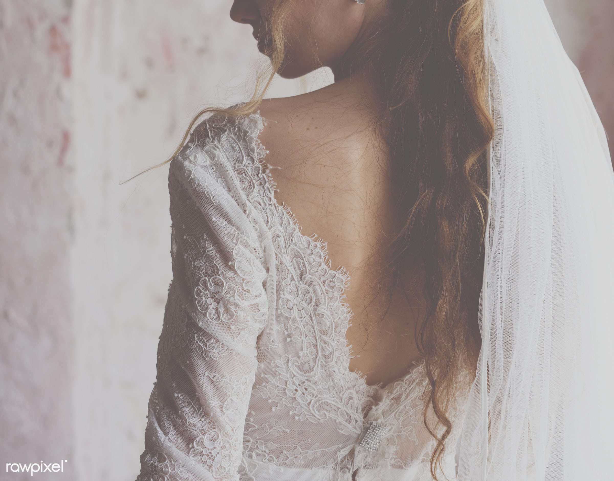 expression, person, beauty, people, married, attractive, woman, bride, elegance, beautiful, happiness, adult, ceremony,...