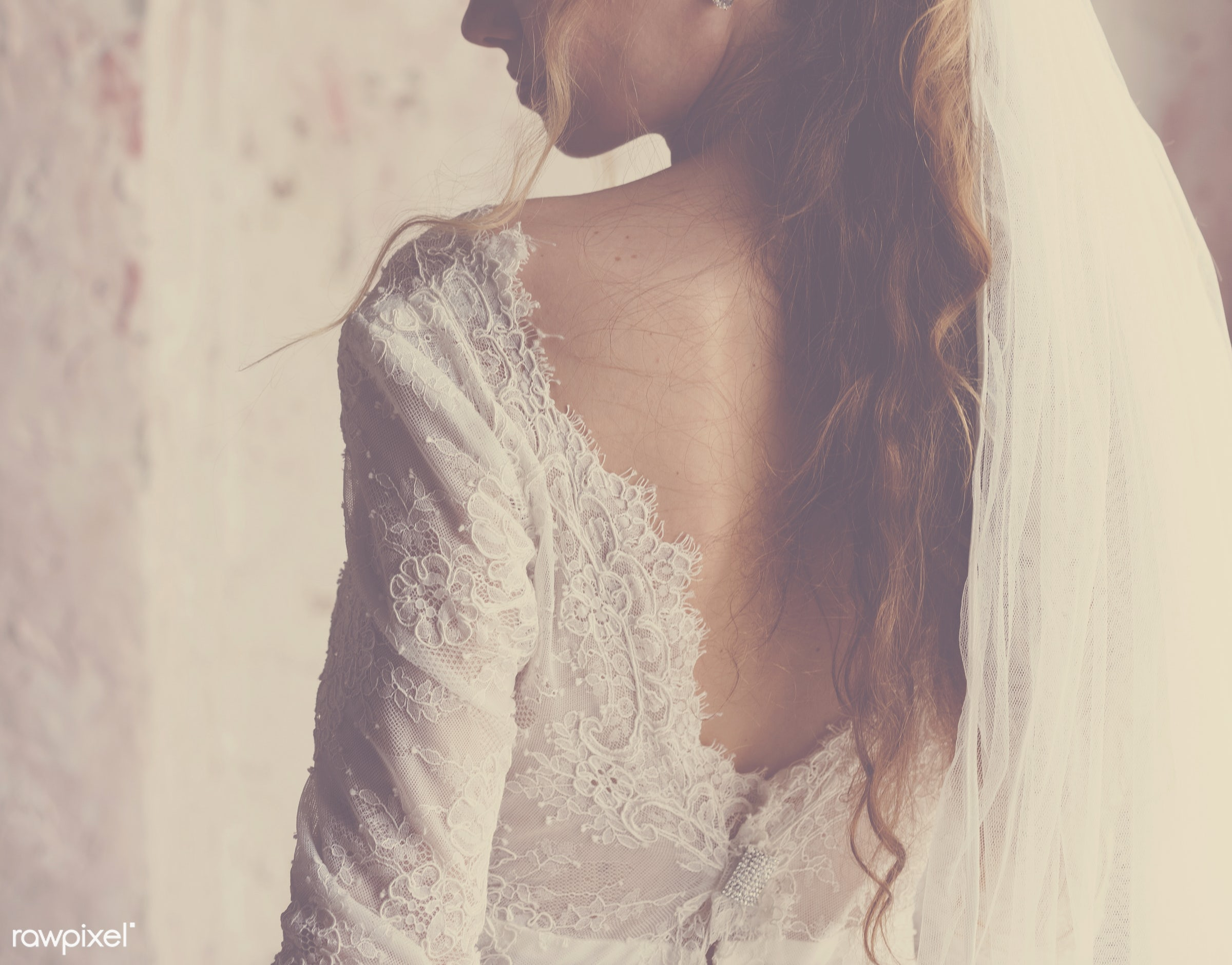 expression, person, beauty, people, married, woman, attractive, bride, elegance, beautiful, happiness, adult, ceremony,...