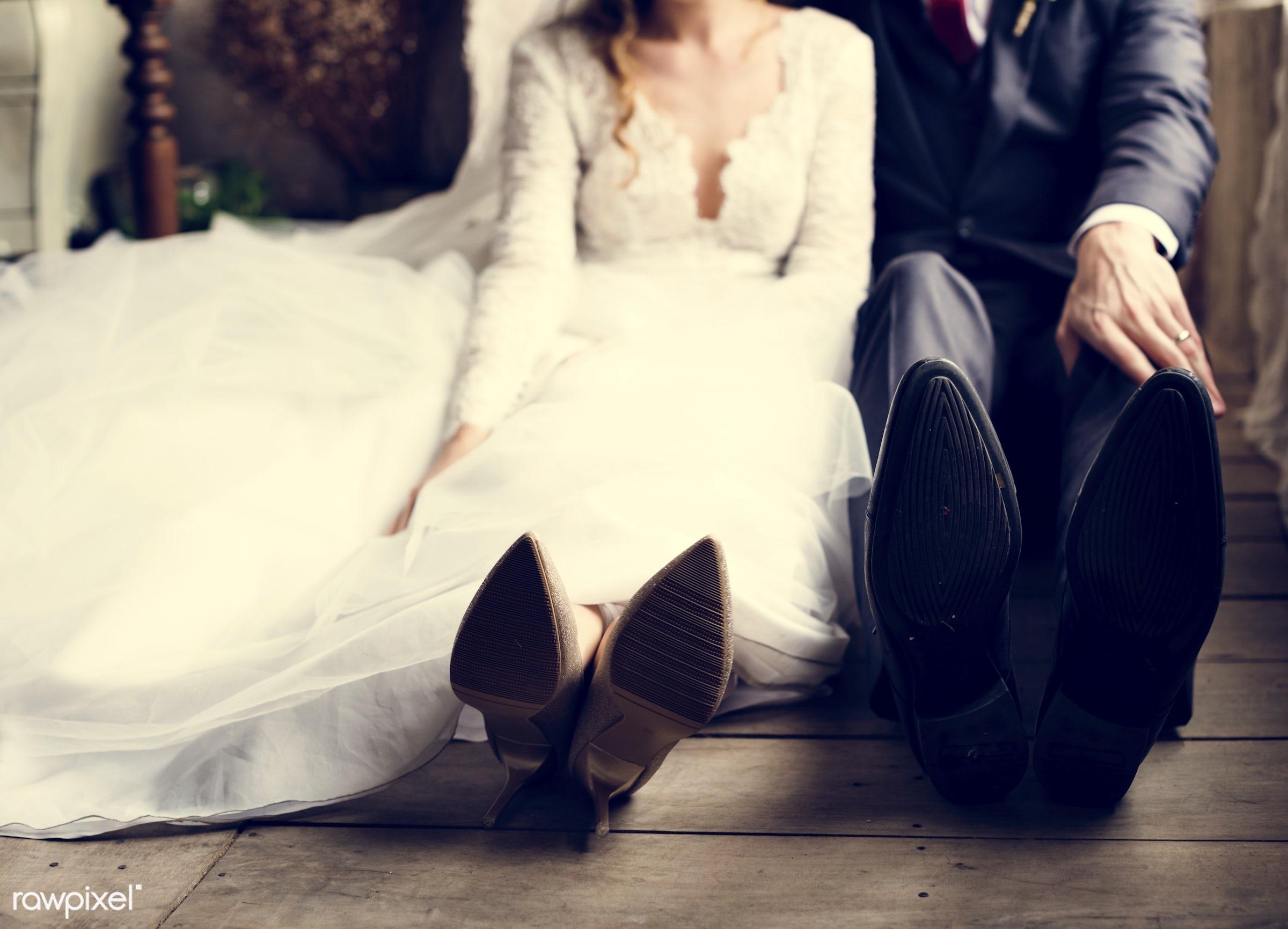 wedding, adult, attractive, beautiful, bouquet, bride, caucasian, celebration, ceremony, cheerful, dress, elegance, elegant...