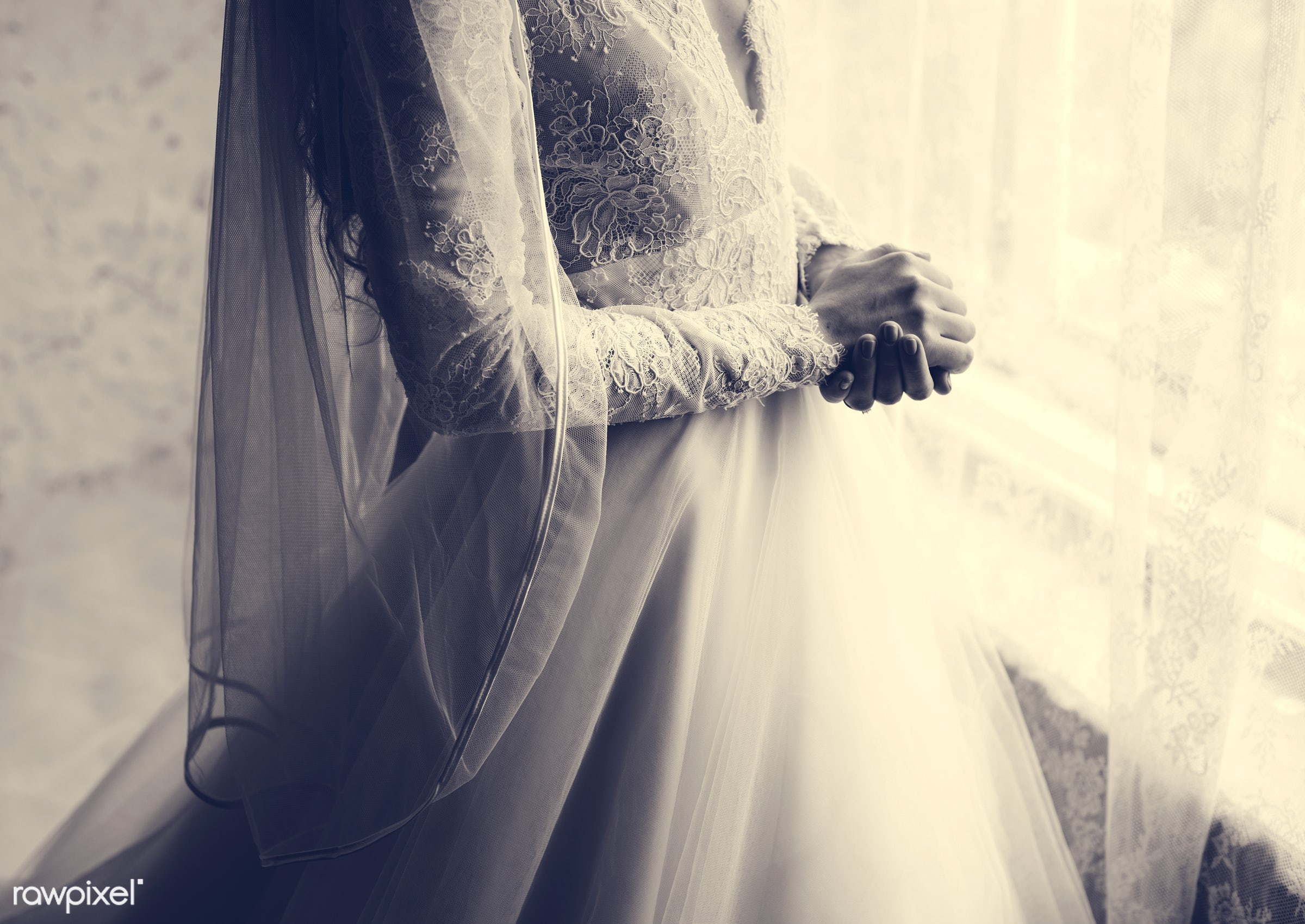 person, occasion, white dress, people, caucasian, love, glamour, gorgeous, woman, happy, attractive, feminine, gown, bride,...