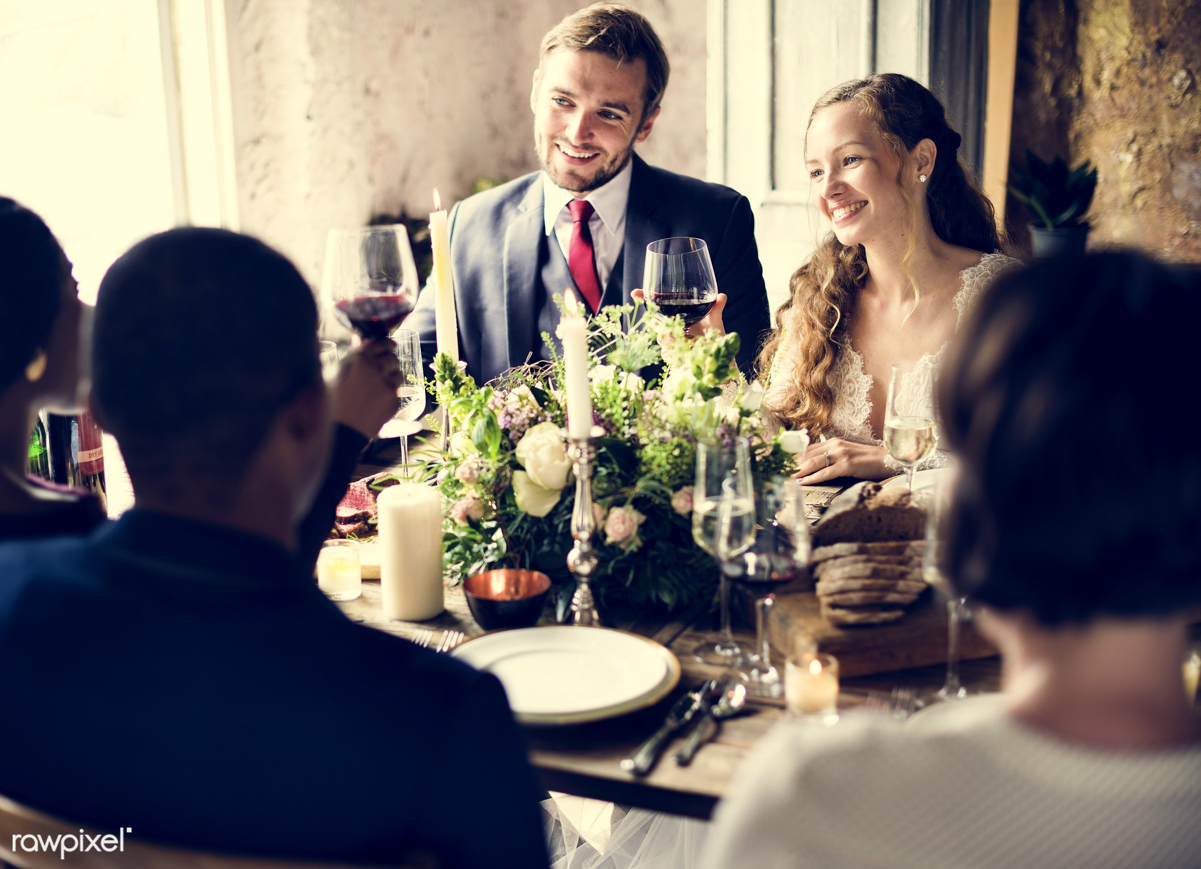 expression, person, holding, occasion, smitten, restaurant, husband, people, together, love, married, friends, event, woman...