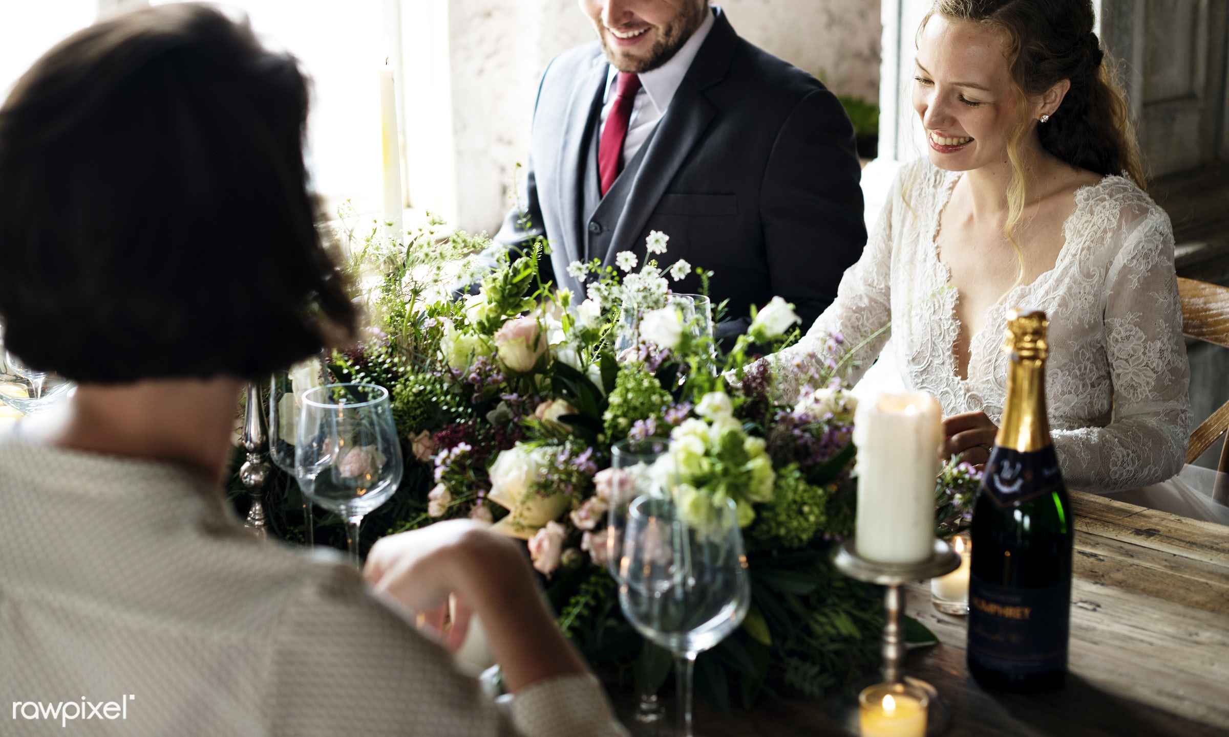 expression, person, people, together, love, friends, married, woman, gather, drink, cheeses, flowers, wine, cake, happiness...