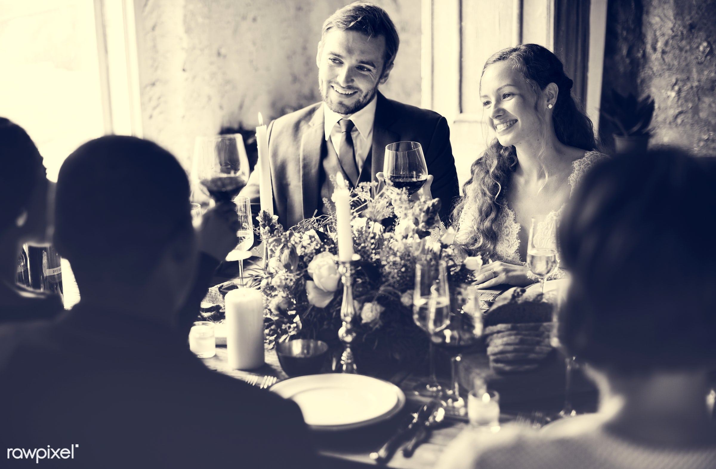 expression, person, holding, occasion, smitten, husband, restaurant, people, together, love, married, friends, family, event...
