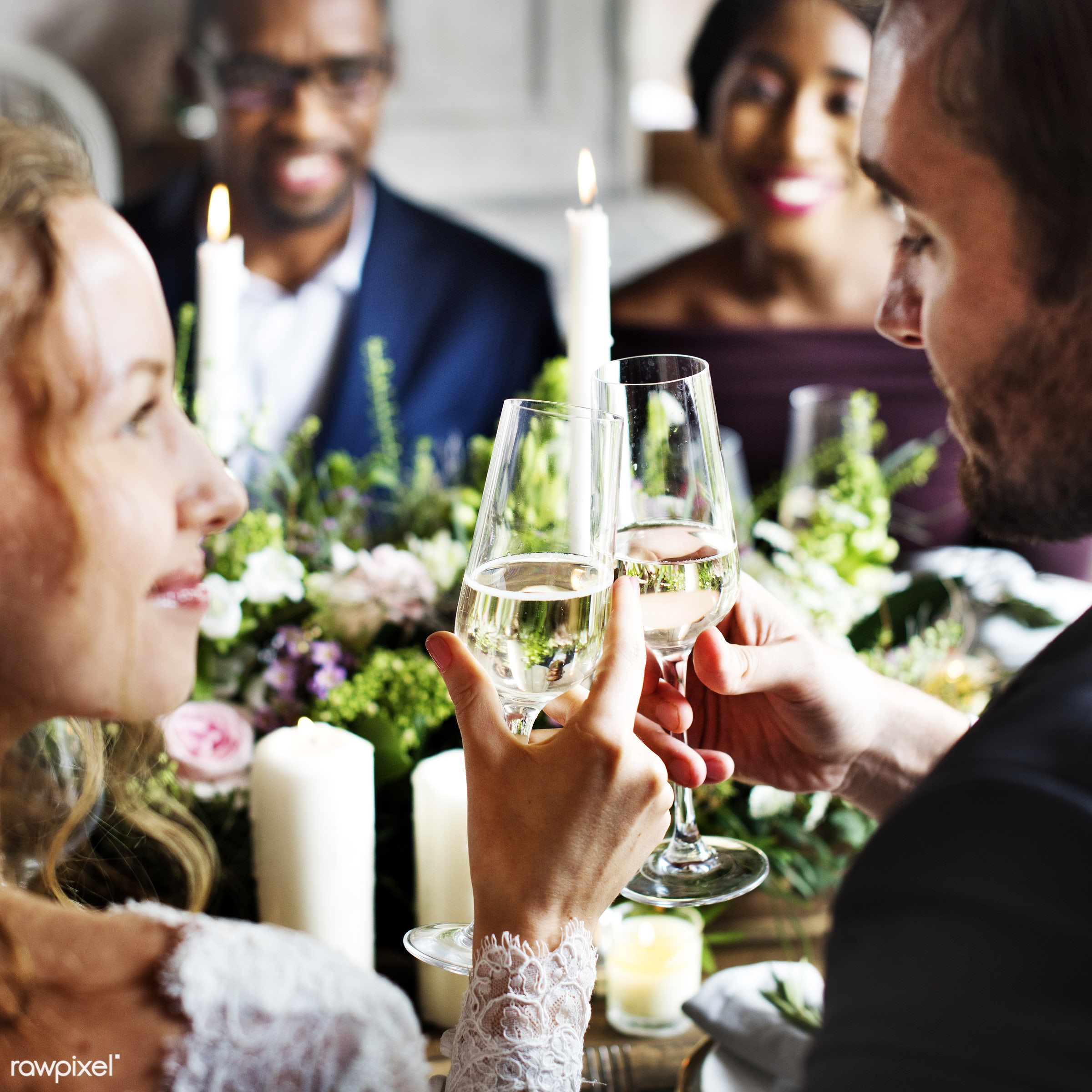 expression, person, people, together, love, married, friends, gather, woman, drink, friendship, flowers, wine, cake,...