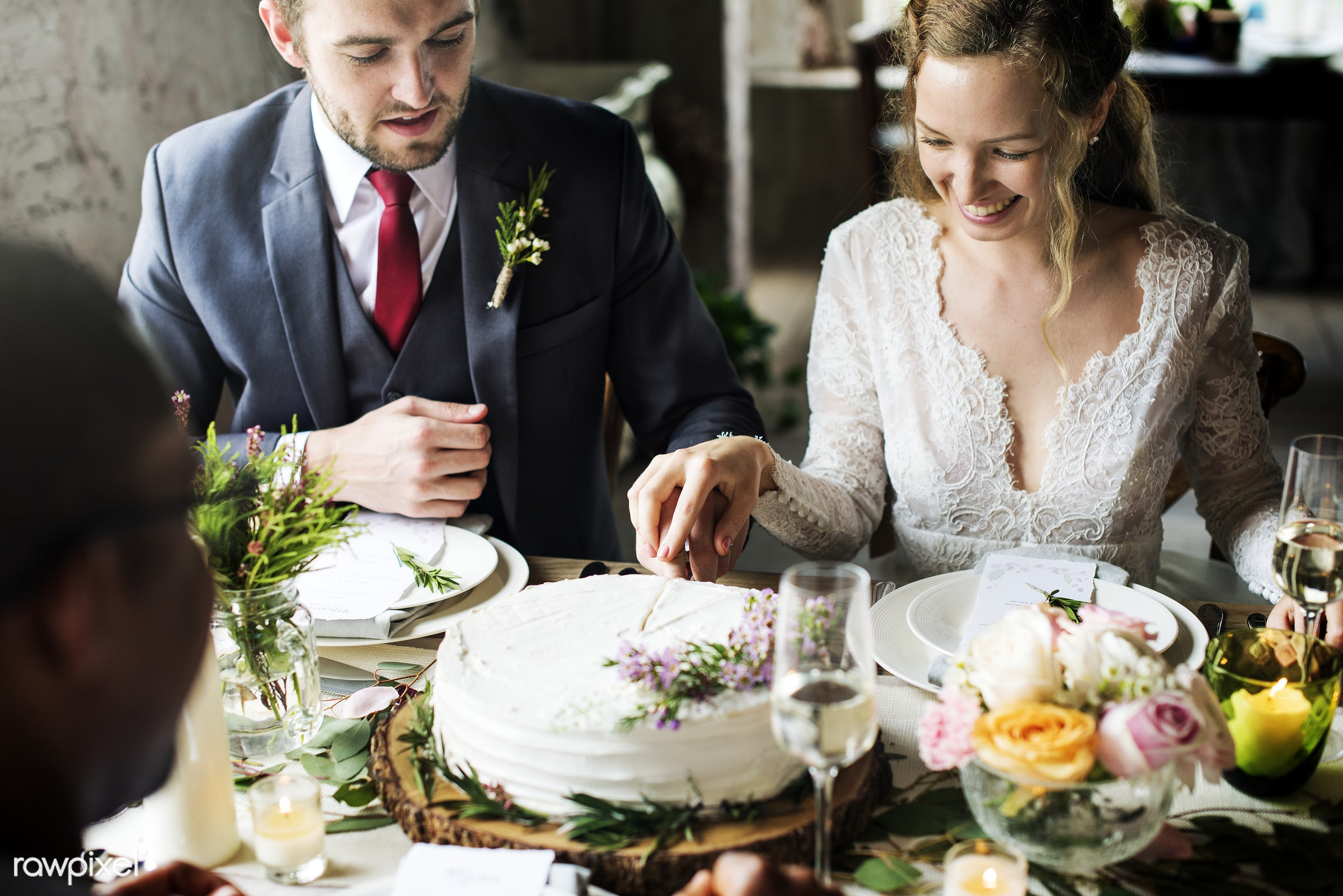 expression, person, smitten, people, together, love, married, friends, family, event, woman, gathering, cheerful, cake,...