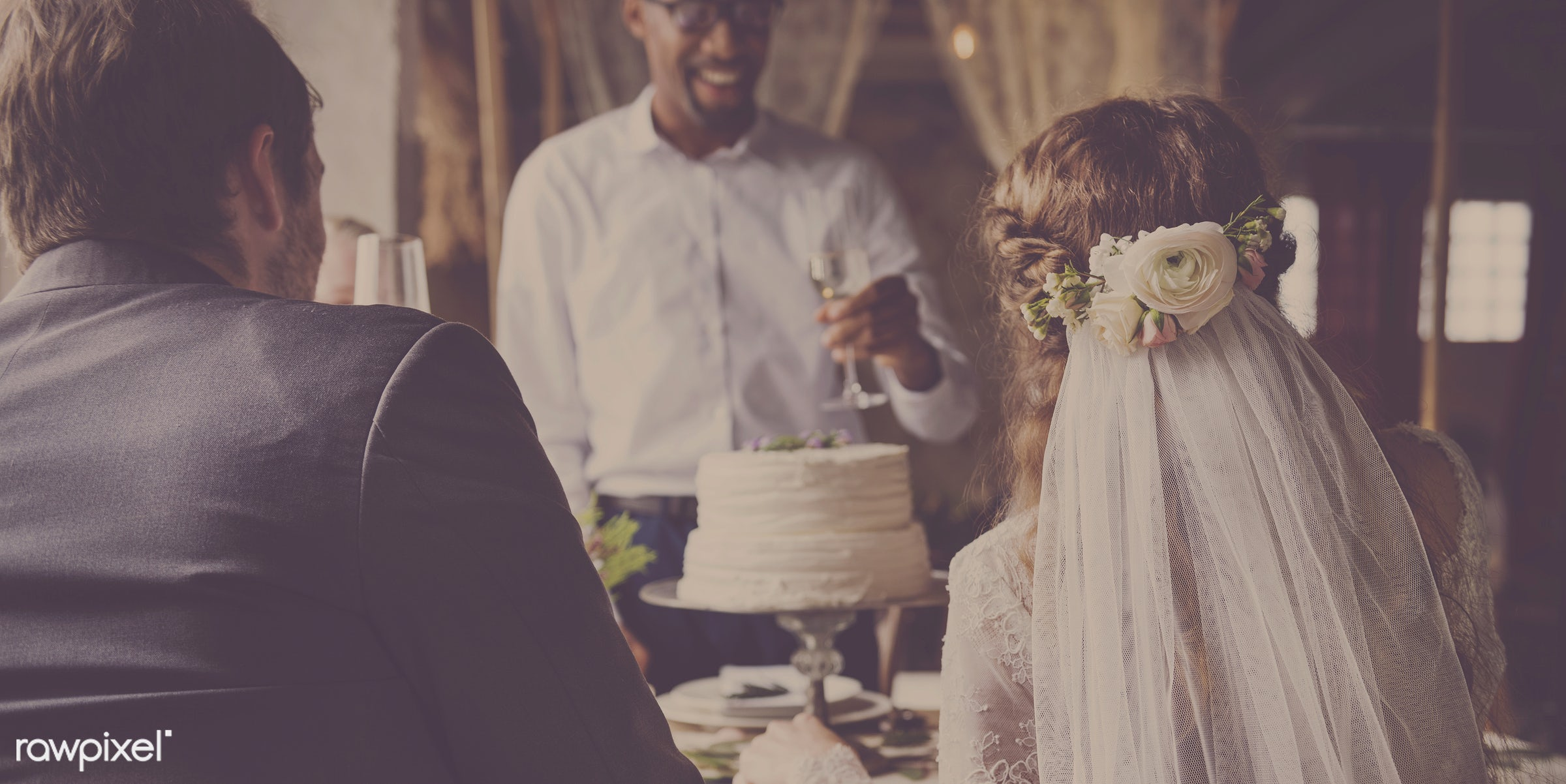 person, occasion, people, together, friends, hands, gather, event, woman, men, bride, celebrate, man, cake, happiness,...