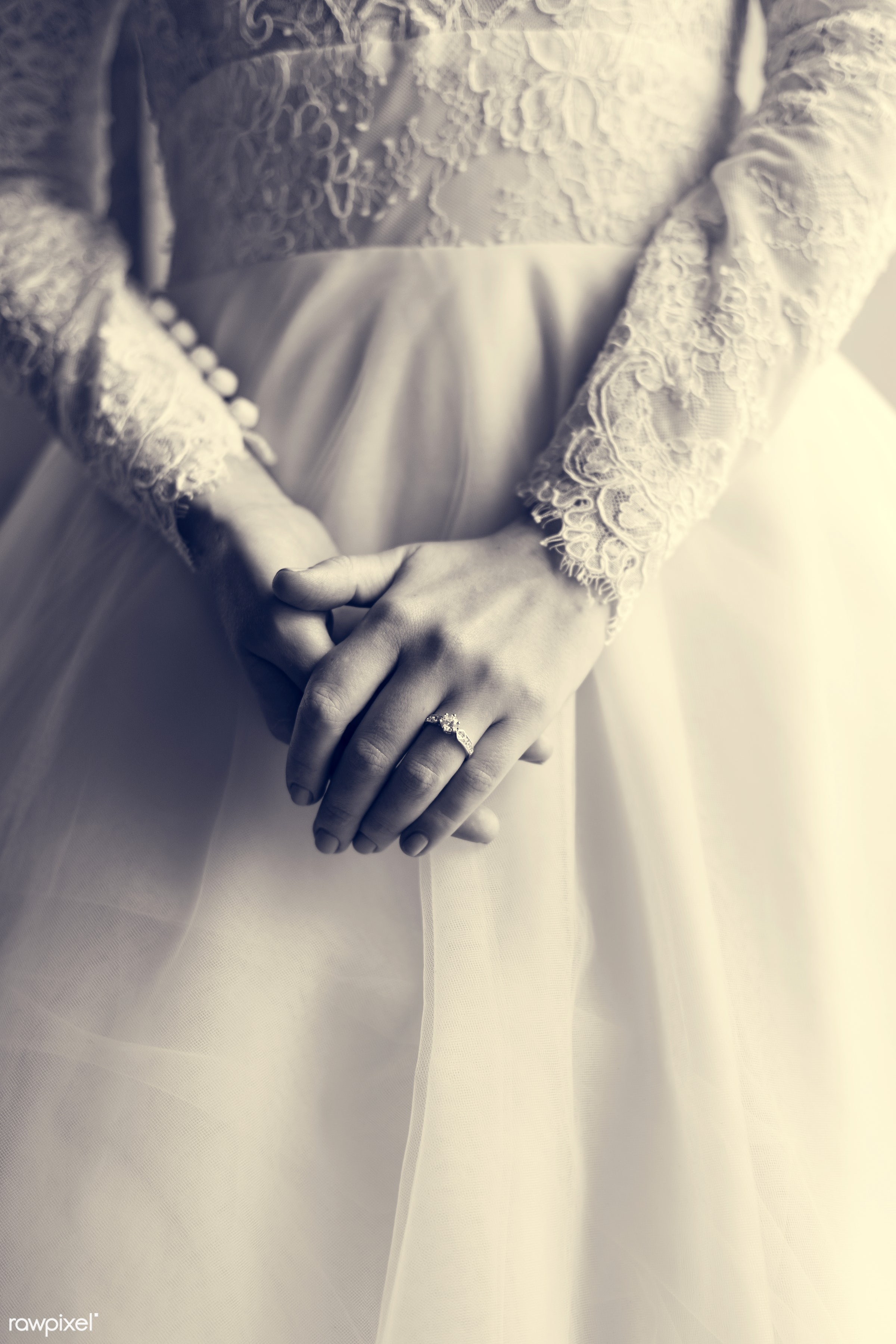 person, show, people, caucasian, glamour, love, woman, gown, cheerful, marry, ring, preparation, white, happiness, prepare,...