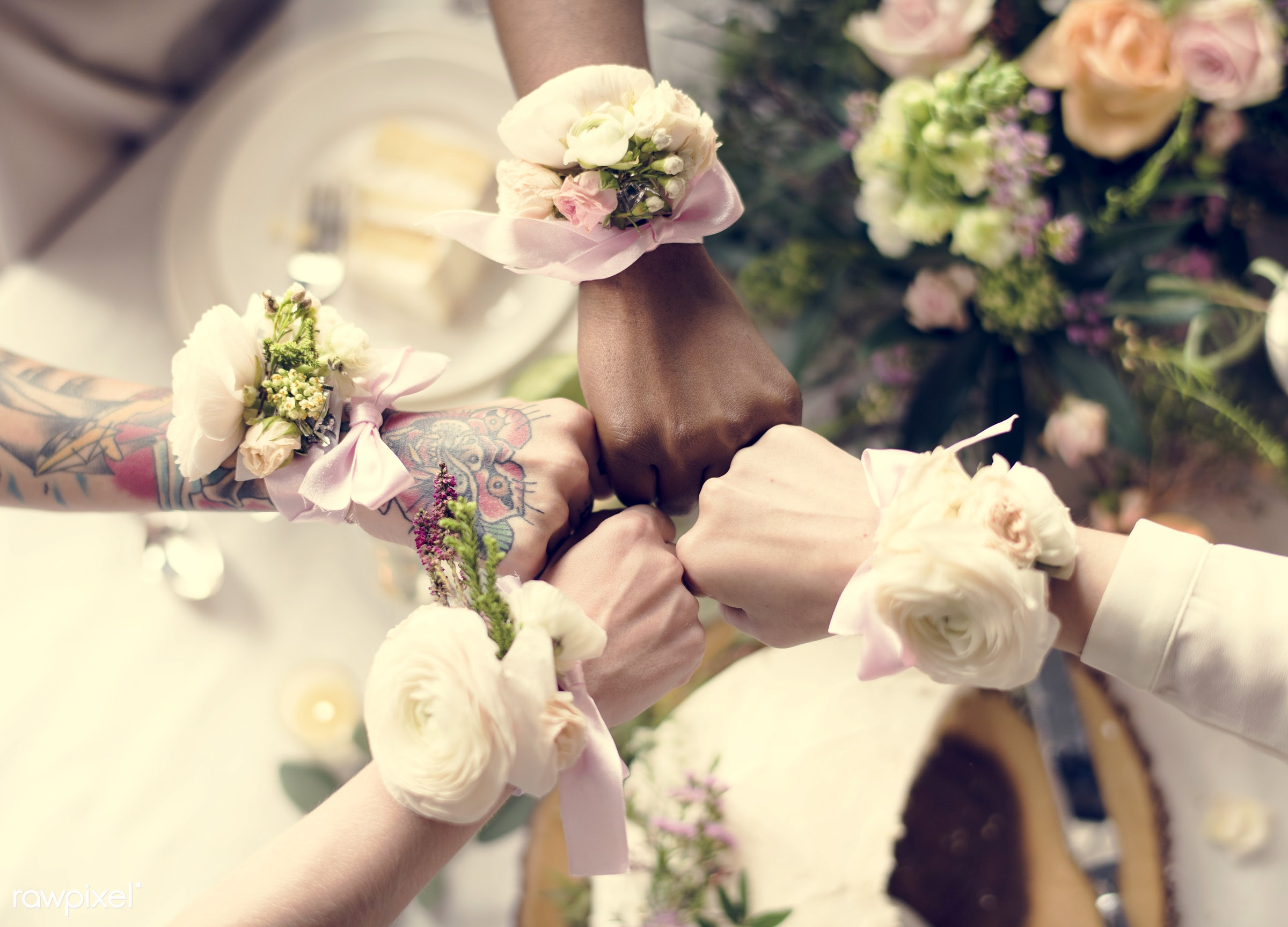 expression, bouquet, person, girlfriends, fists, show, smitten, people, together, love, friends, married, woman, event,...