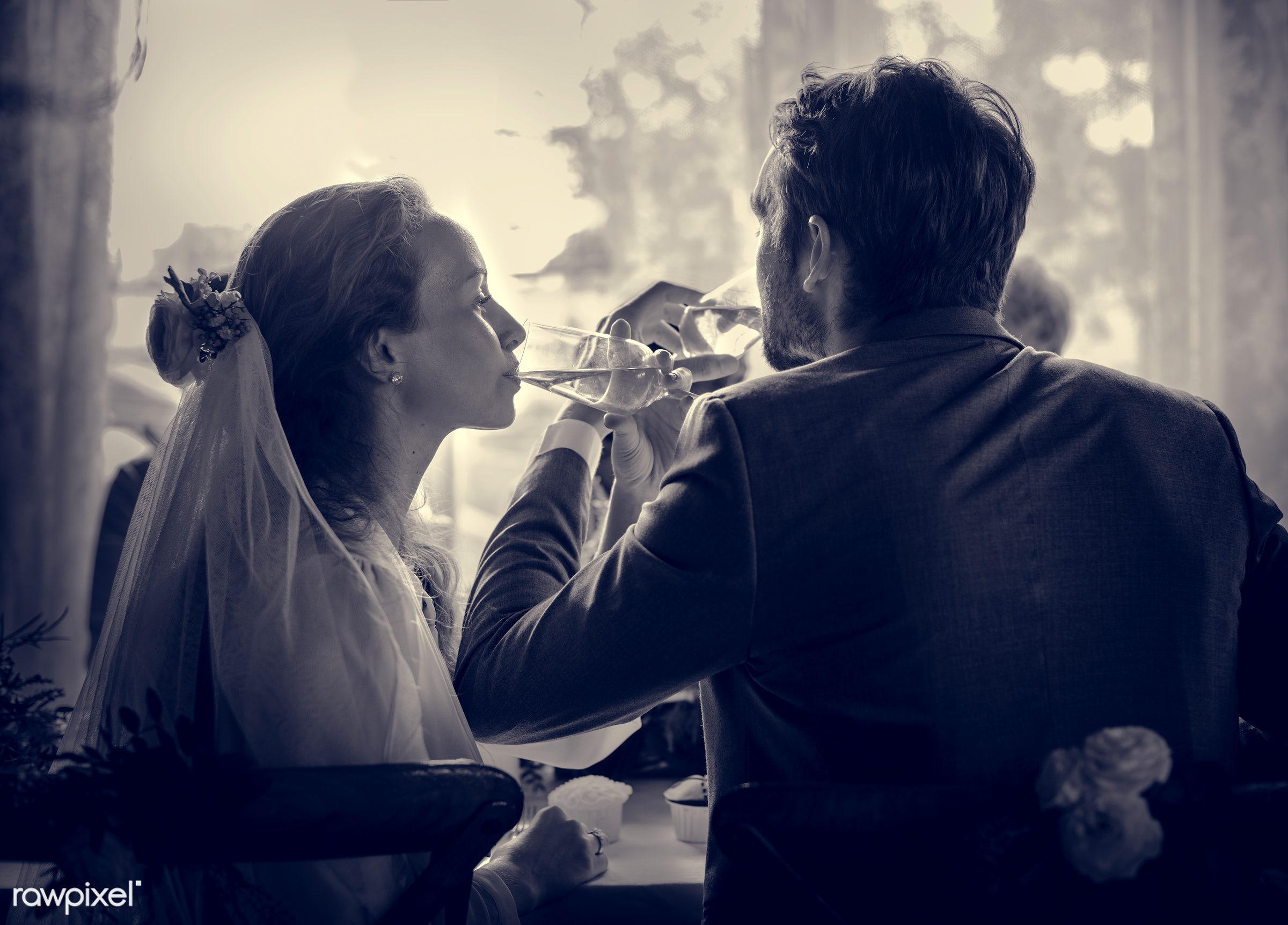 expression, person, drinking, smitten, people, together, love, friends, married, woman, event, family, drink, gathering,...