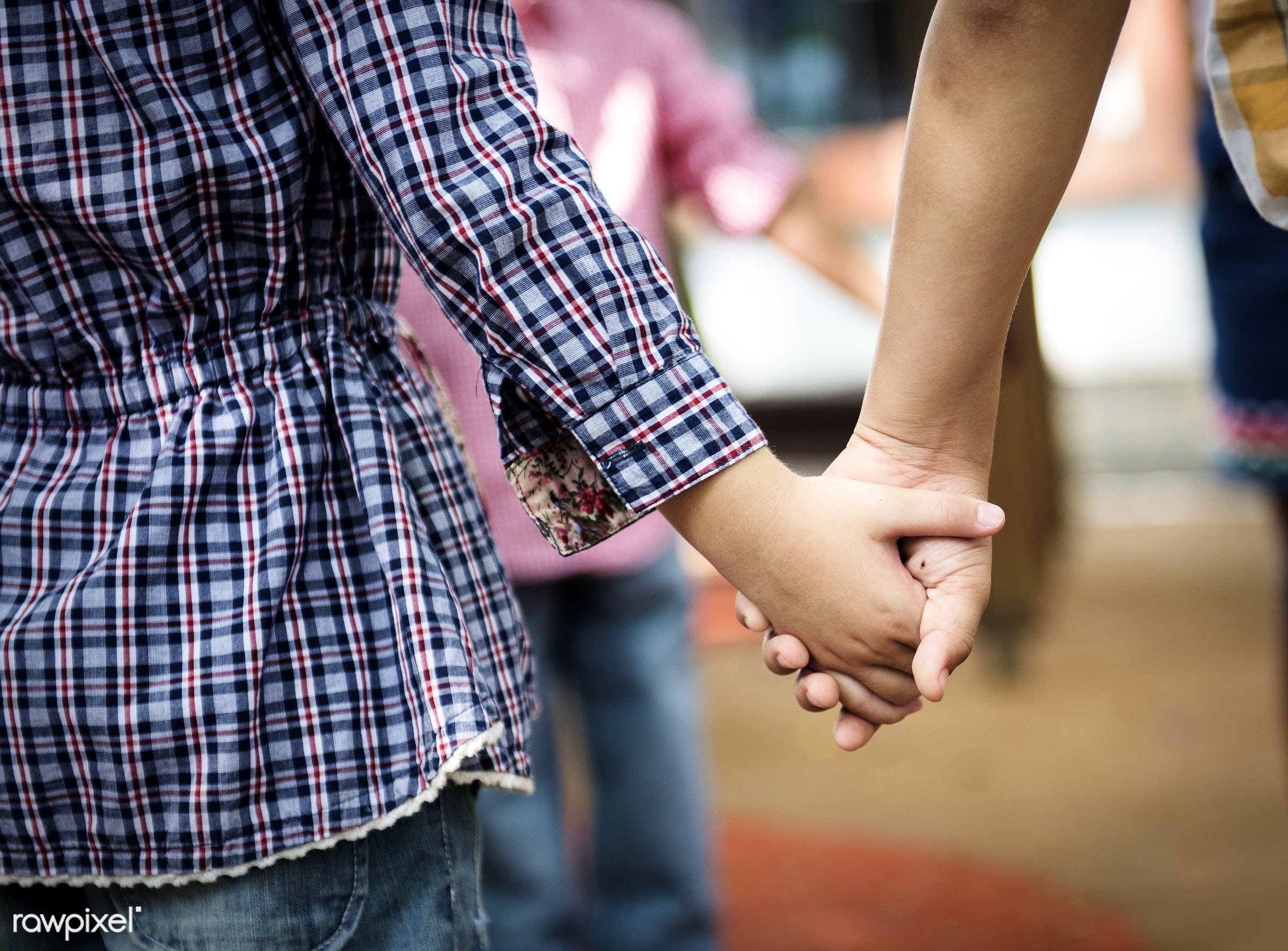 Kids holding hands at school - playful, holding, children, together, friends, hands, casual, friendship, gathering, cheerful...