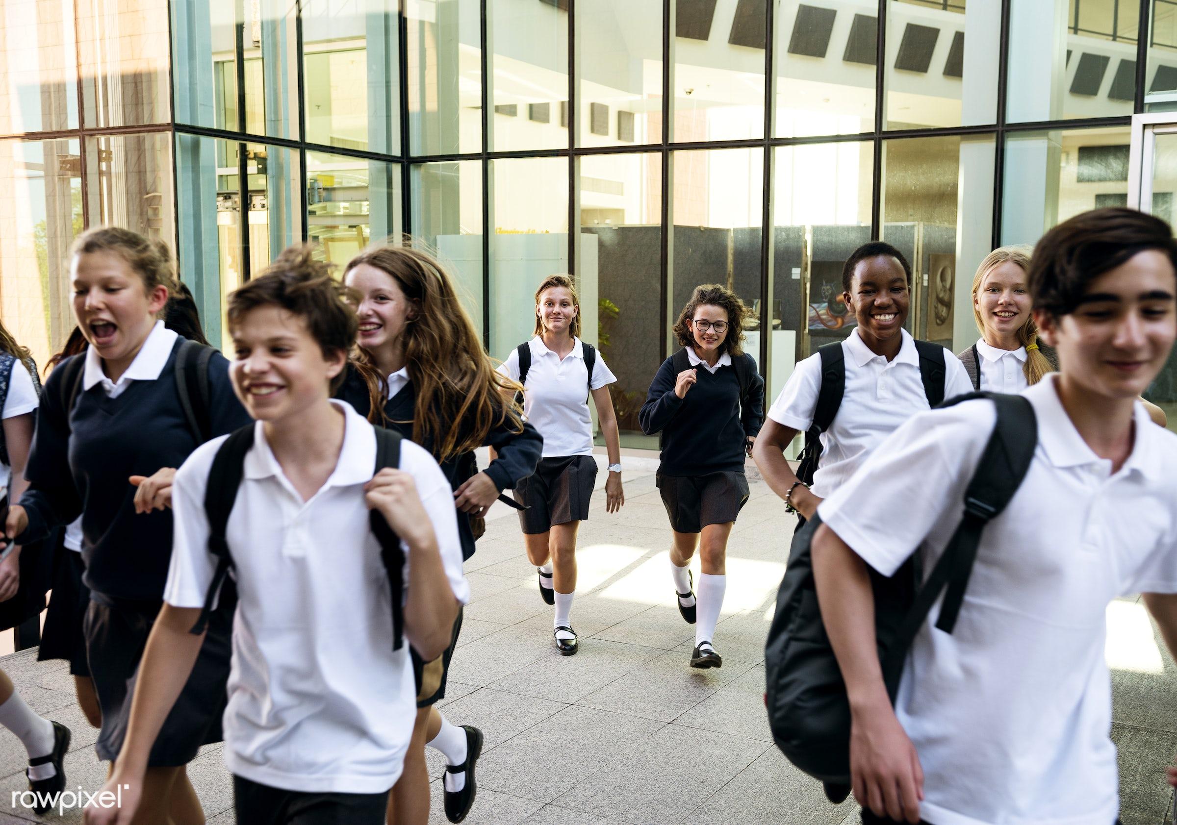 walking, knowledge, wisdom, education, people, together, caucasian, academic, teenage, friends, lifestyle, boys, casual, men...