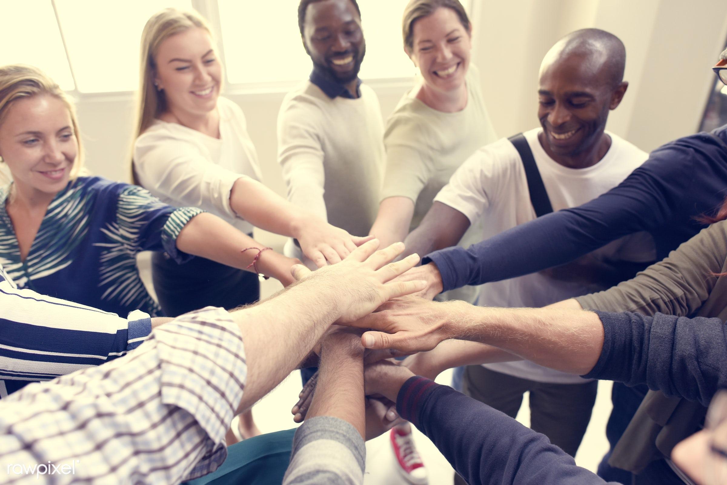 african descent, black, brainstorm, business, casual, caucasian, colleagues, company, coworking, creative, development,...