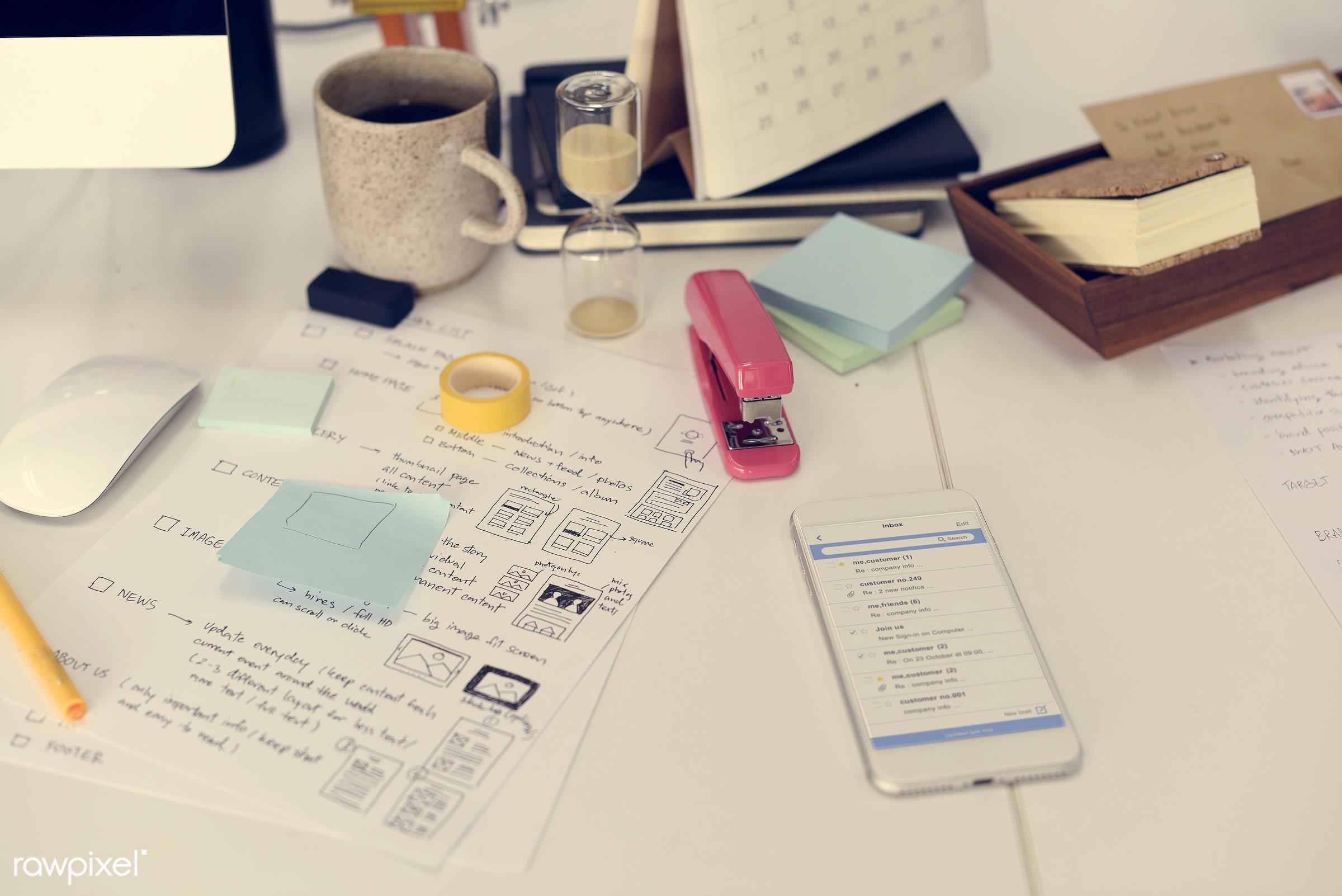 career, communication, company, connection, creative, design, development, digital, drawing, entrepreneur, ideas,...