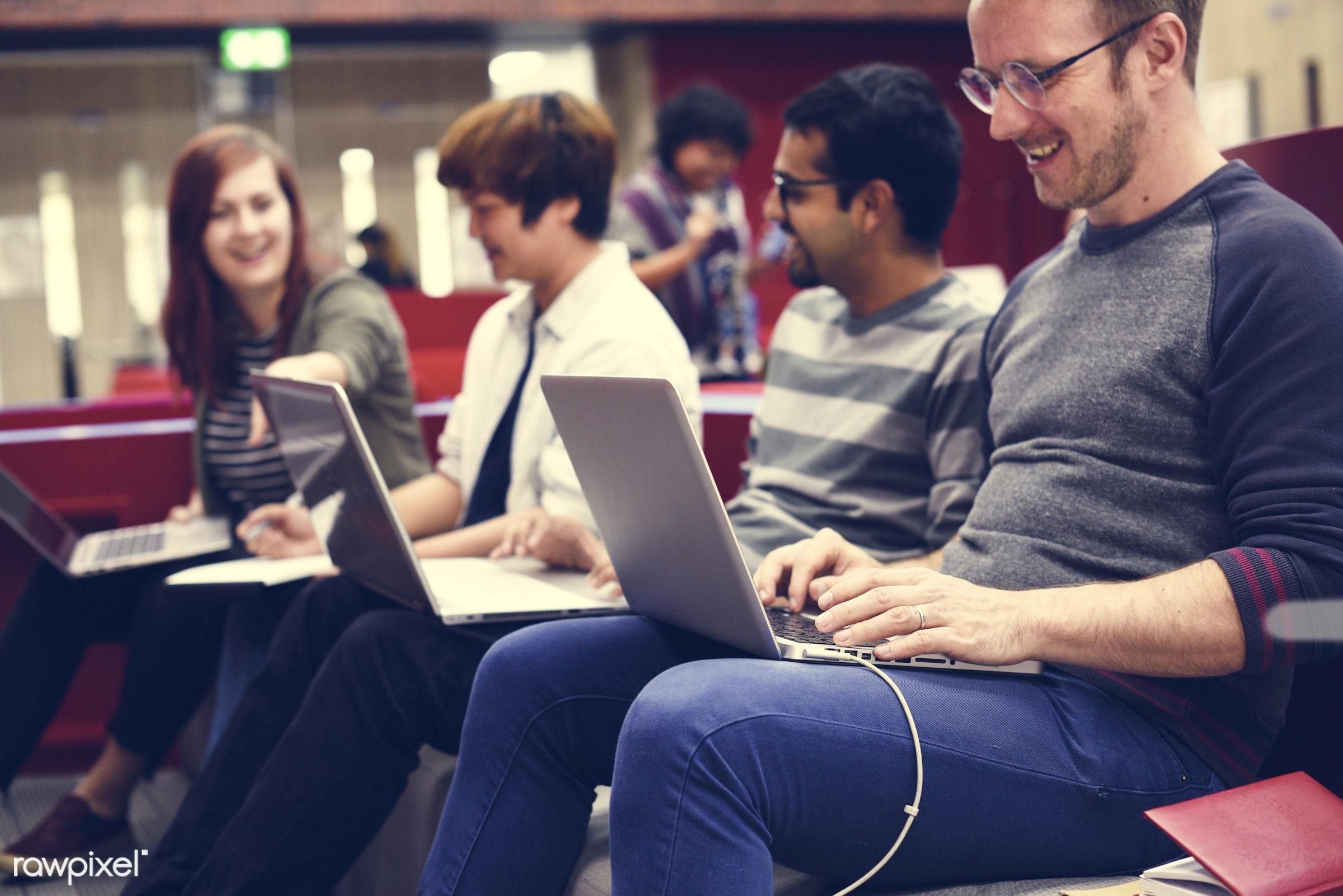 asian, brainstorm, casual, caucasian, colleagues, communication, creative, device, digital, diverse, diversity, friends,...
