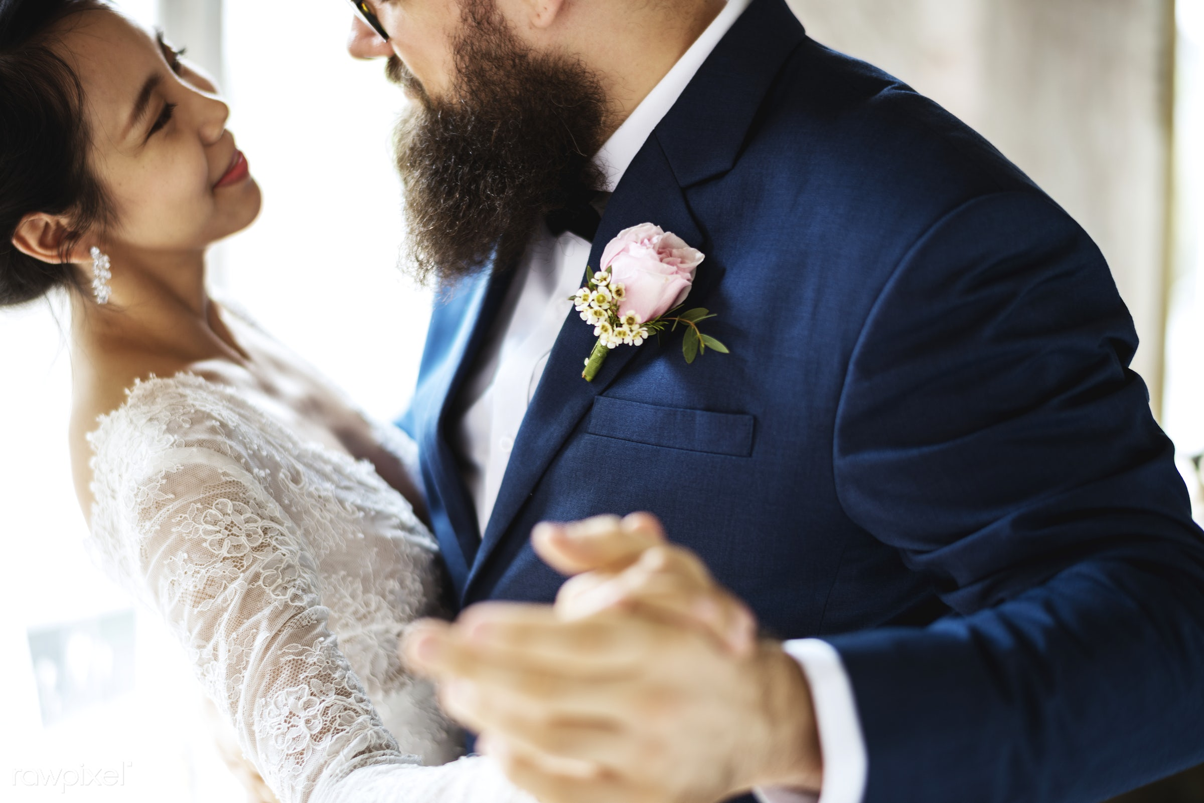 holding, occasion, husband, people, love, married, hands, gala, spouse, banquet, bride, cheerful, closeup, newlywed, fiance...