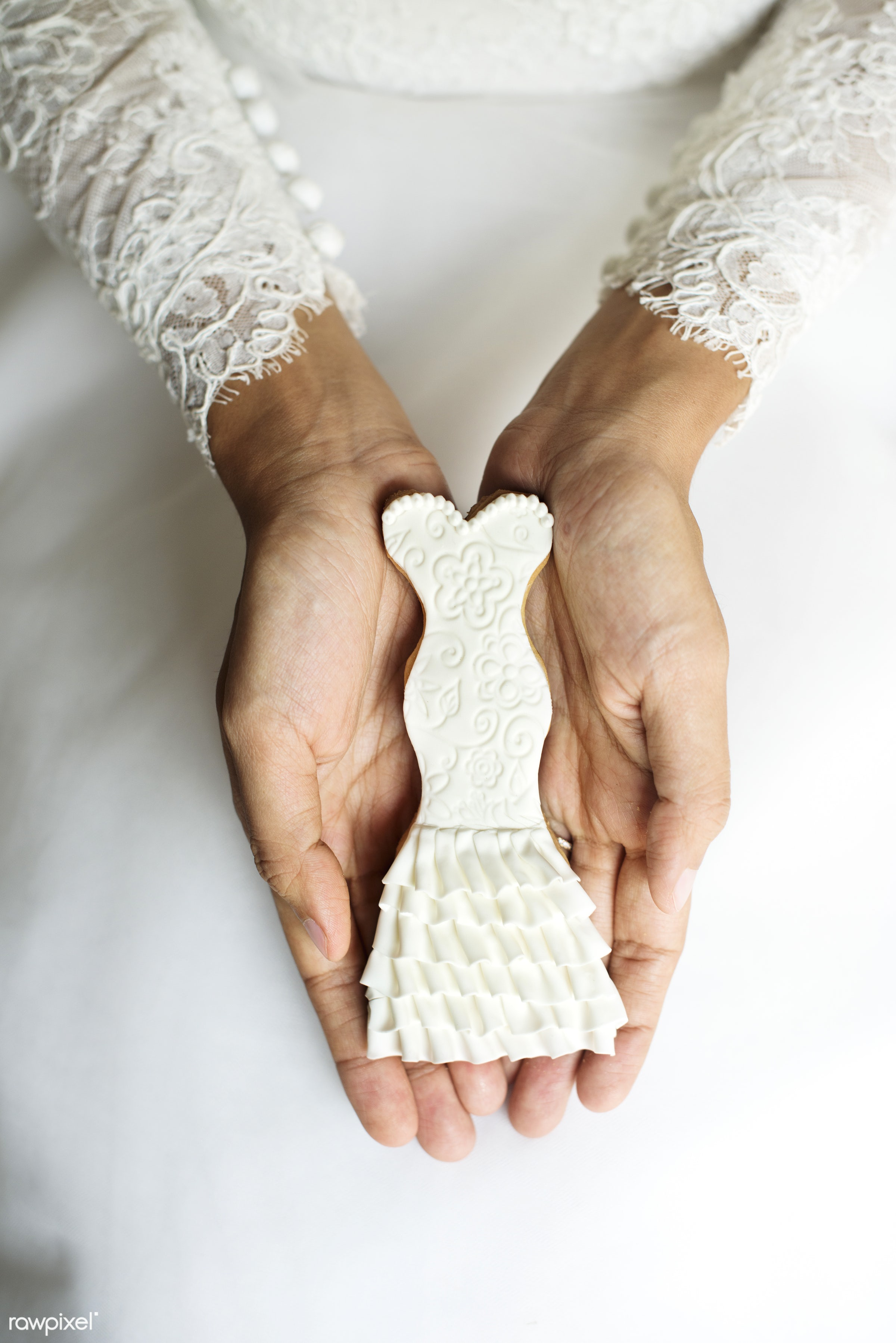 bride, cookie, bakery, bridal, celebration, ceremony, closeup, decoration, dessert, hands, love, marriage, married, occasion...