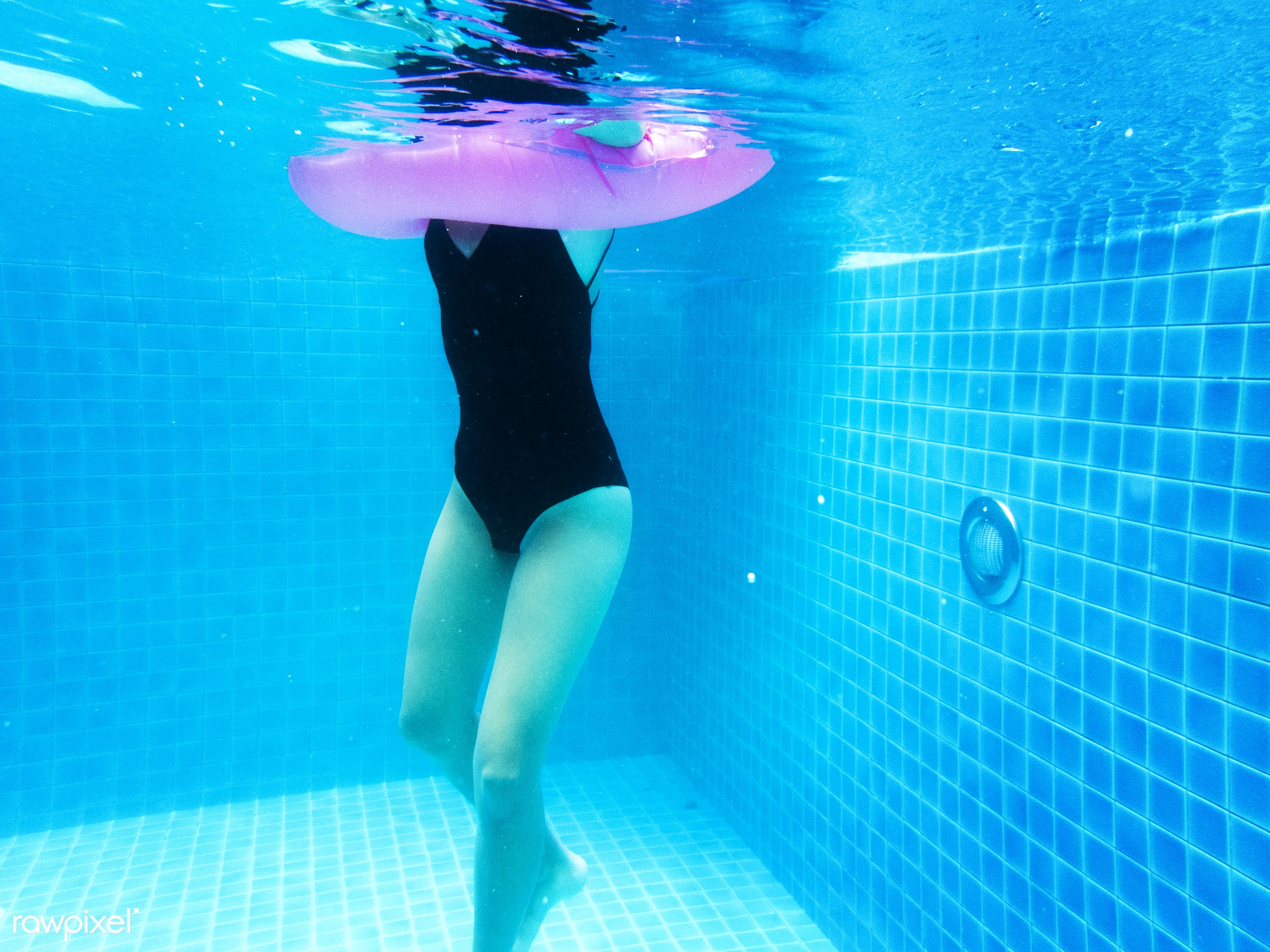 pool, swim, active, alone, asian, blue, diving, enjoying, exercise, floating, fun, inflatable, leisure, outdoors, recreation...