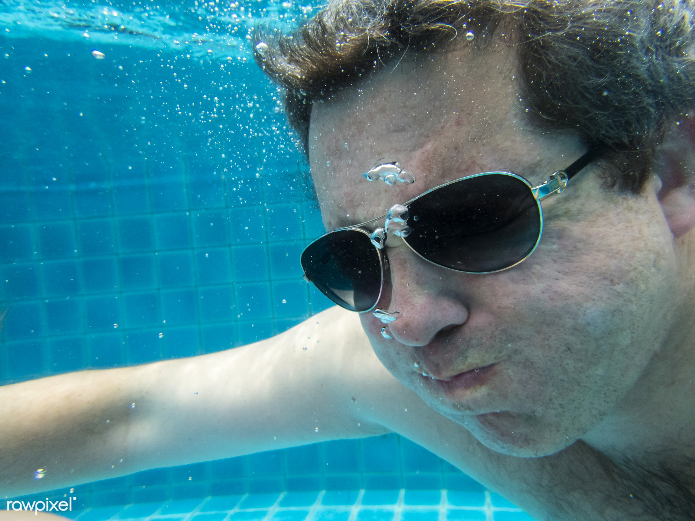 relax, underwater, swimming pool, recreation, pool, transparent, man, water, mn, male, refreshment, leisure, relaxation,...
