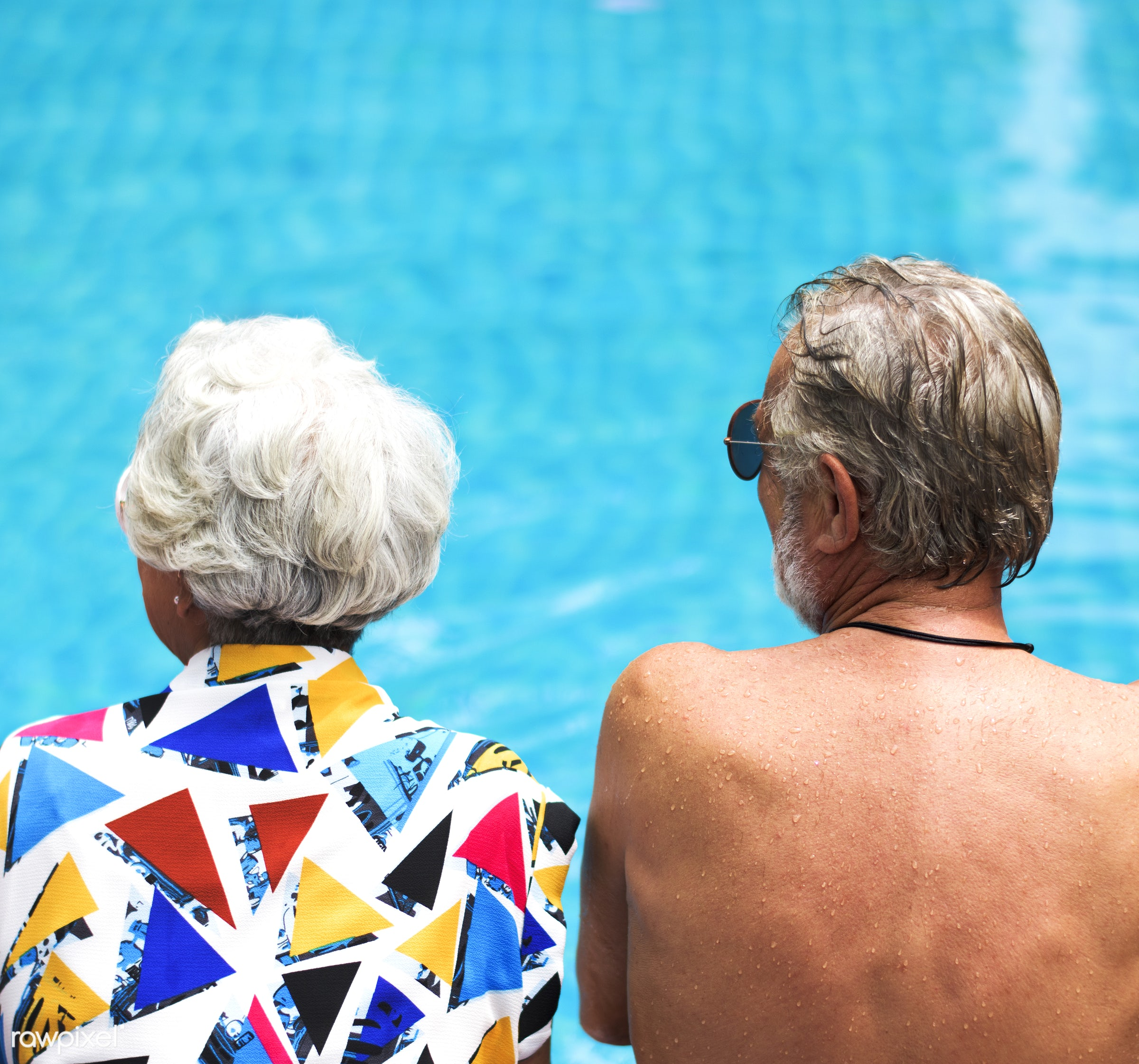 pool, couple, holiday, leisure, outdoor, poolside, recreation, recreational, refreshment, relax, relaxation, relaxing,...