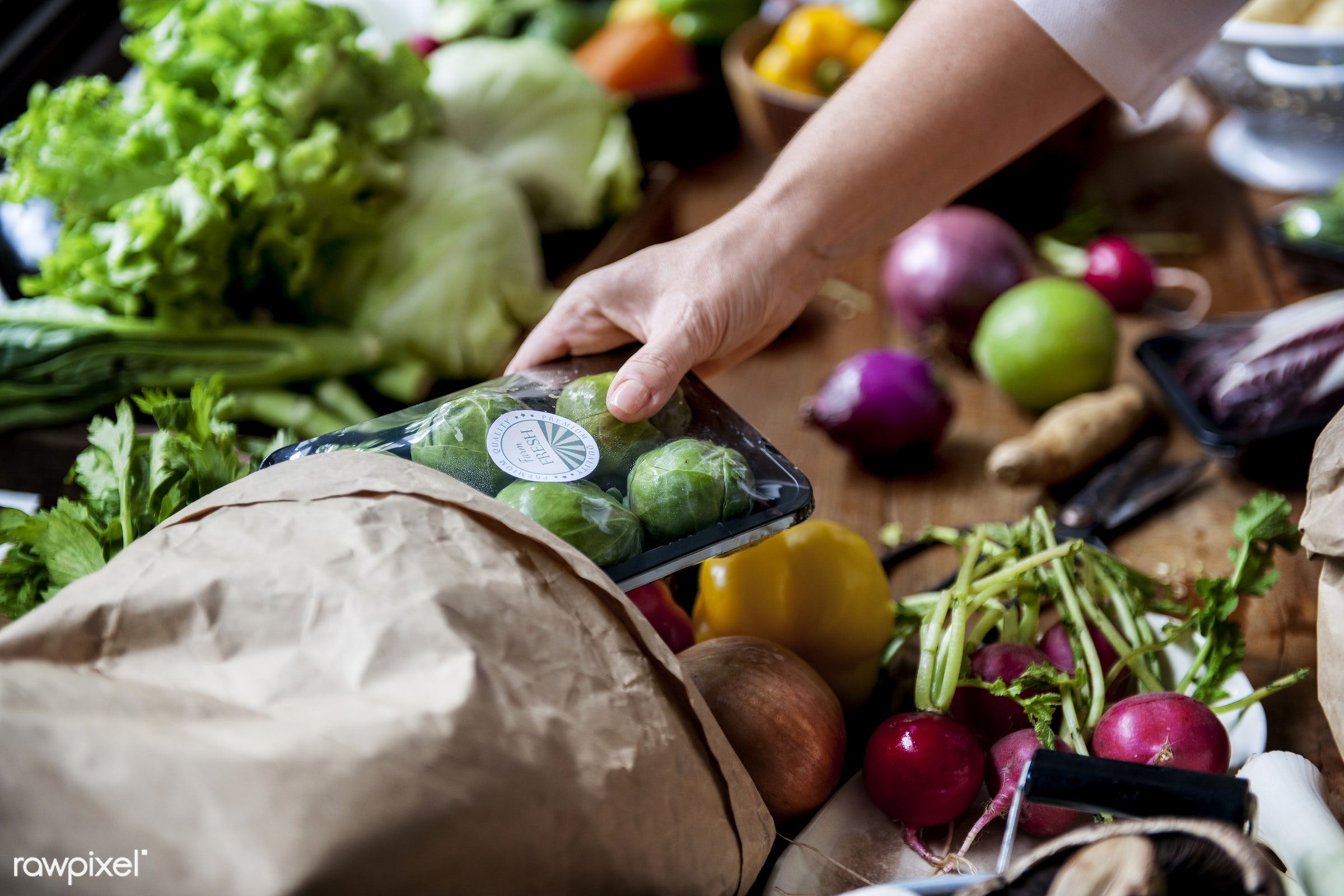 raw, diverse, buy, brussels sprouts, farm, ingredients, farmer, nature, hands, fresh, choosing, products, closeup,...